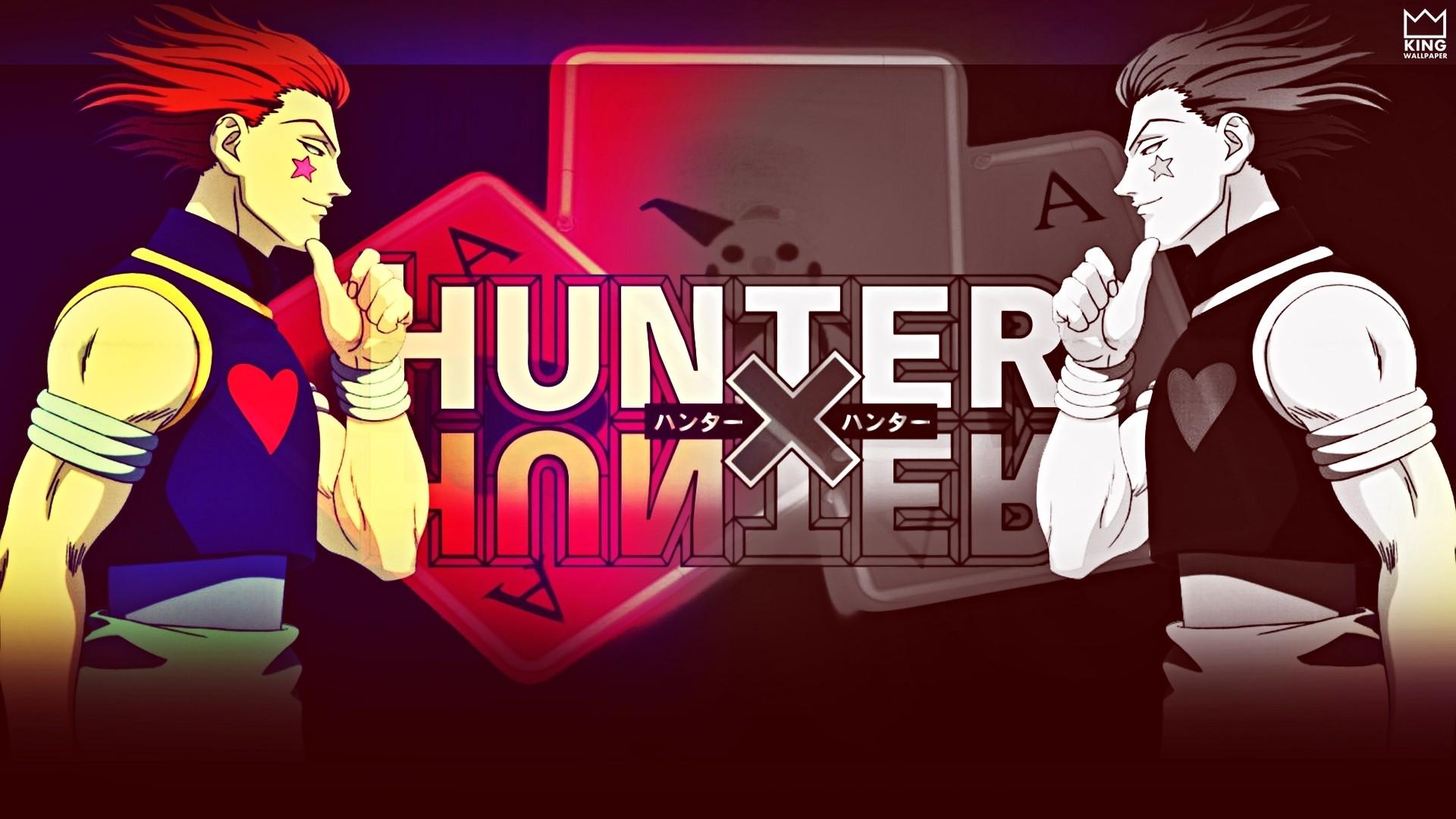 Hisoka Wallpapper – @Hunter X Hunter by Kingwallpaper on DeviantArt