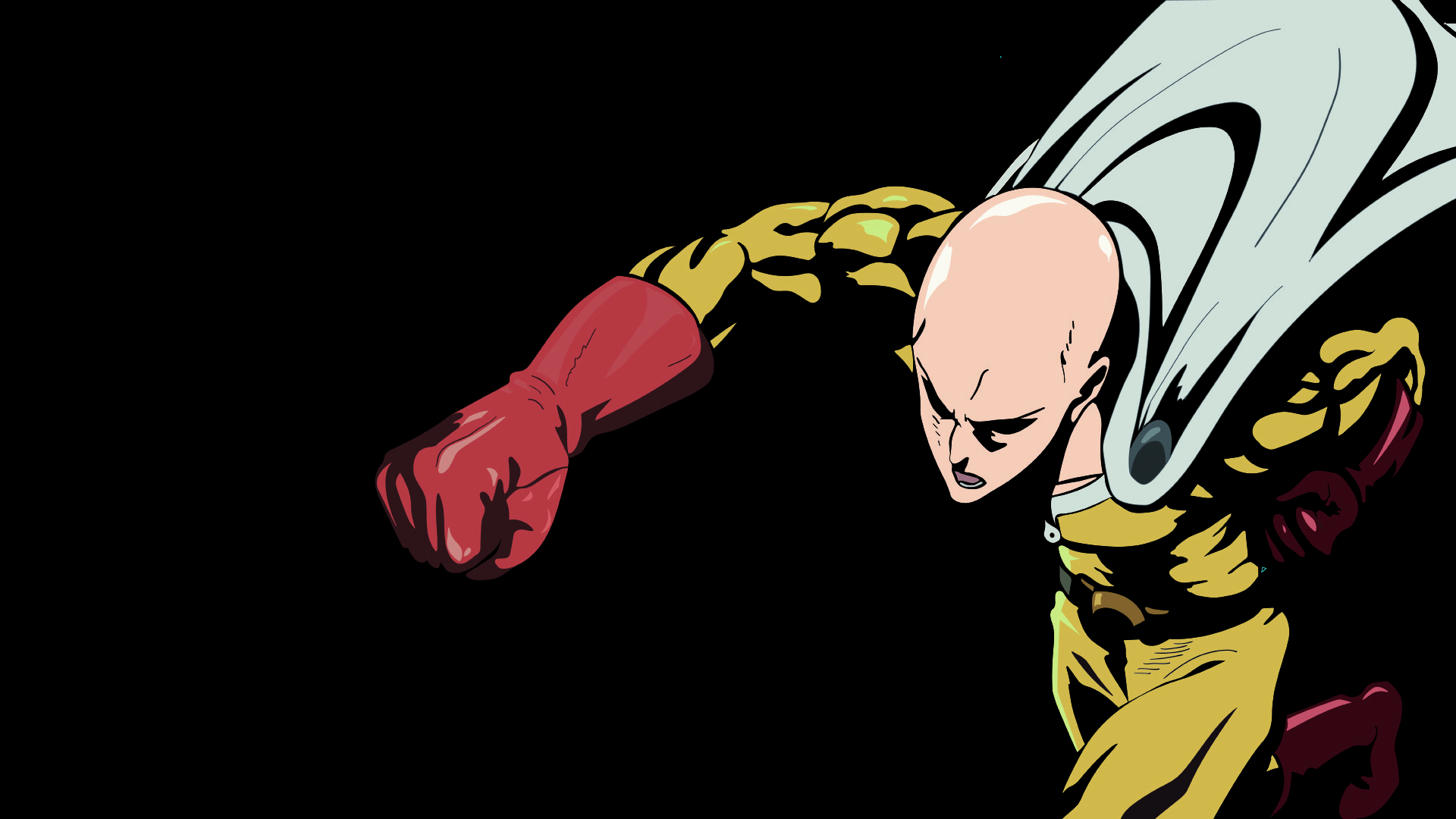 210 Saitama (One-Punch Man) HD Wallpapers   Backgrounds – Wallpaper Abyss –  Page 5