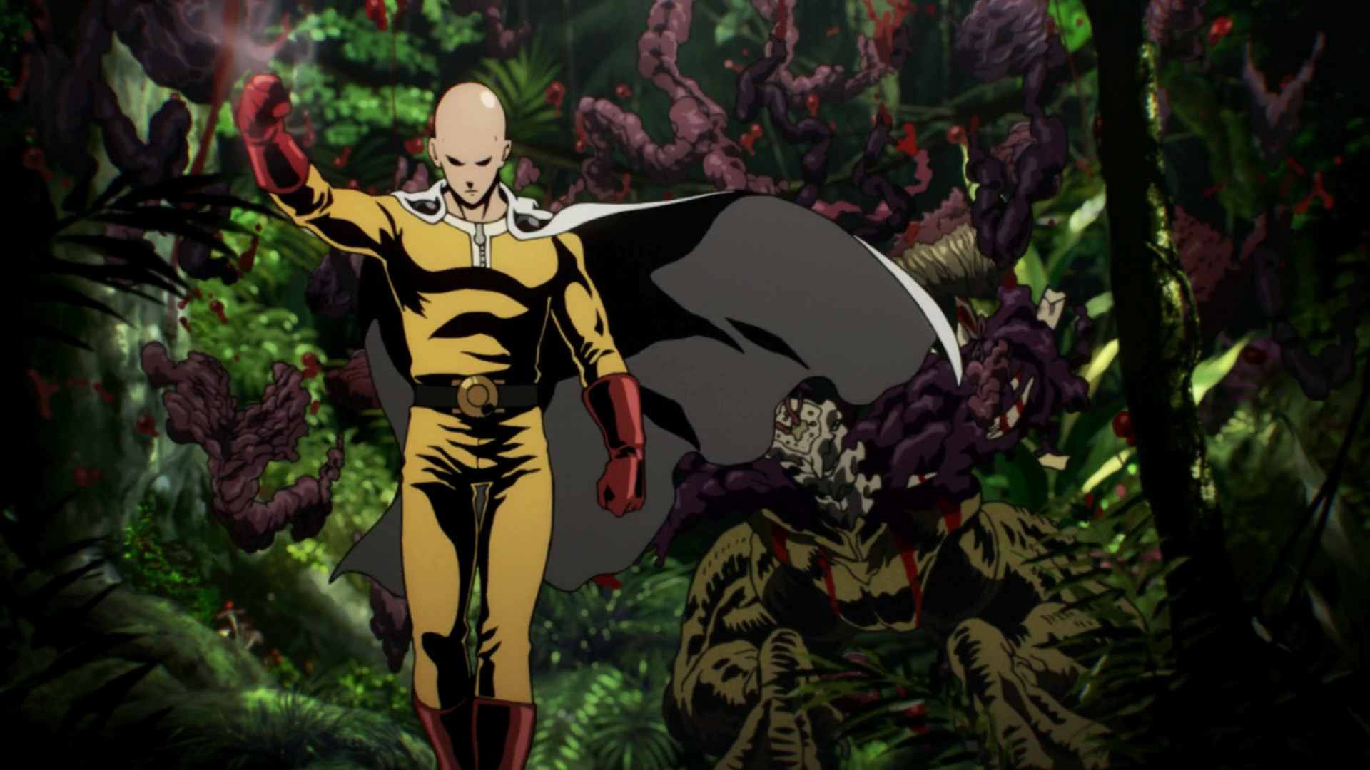 ONE PUNCH MAN!!!!WALLPAPERS HD!