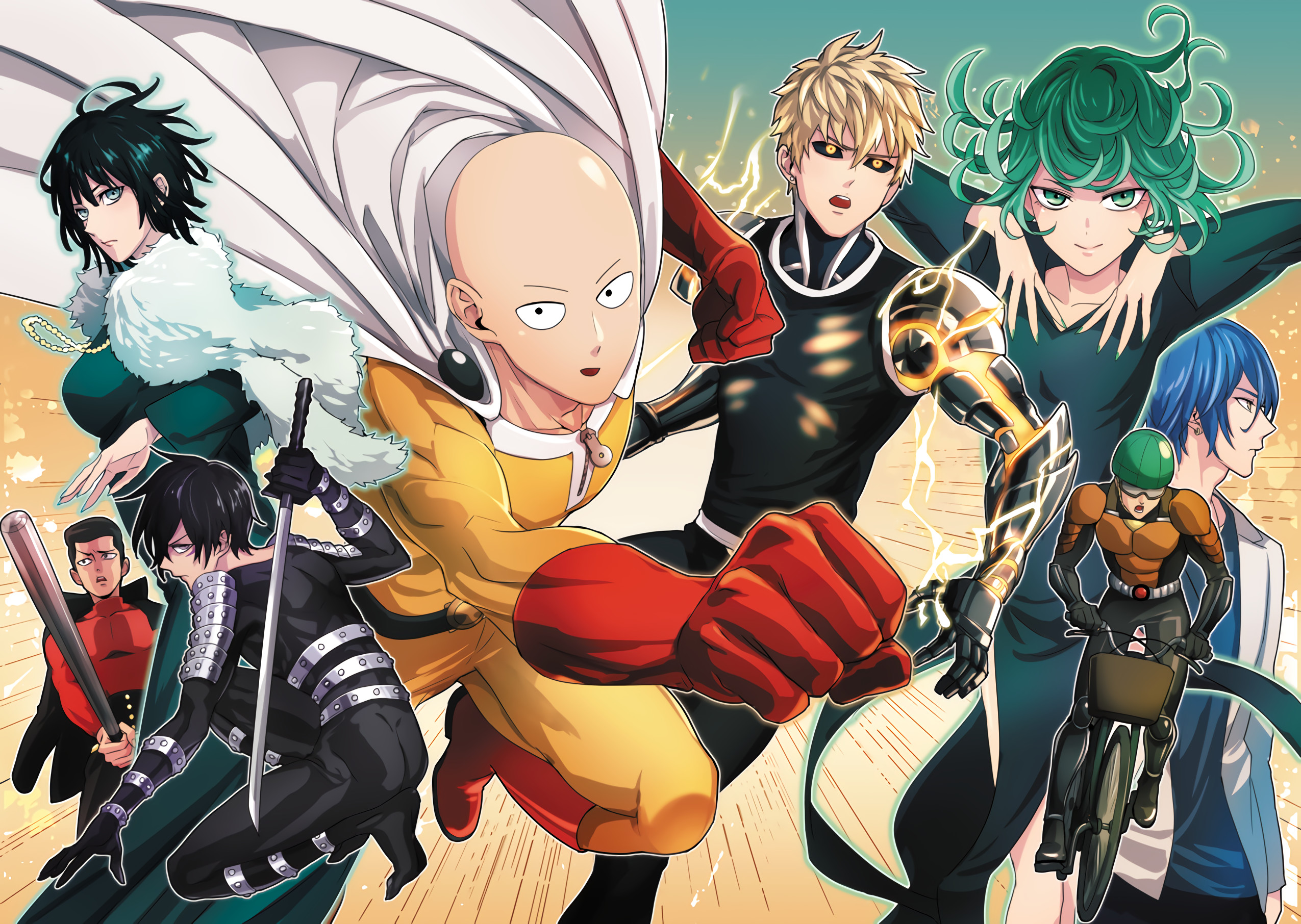 Cosplay Fubuki One Punch Man Tatsumaki A Hd Wallpaper