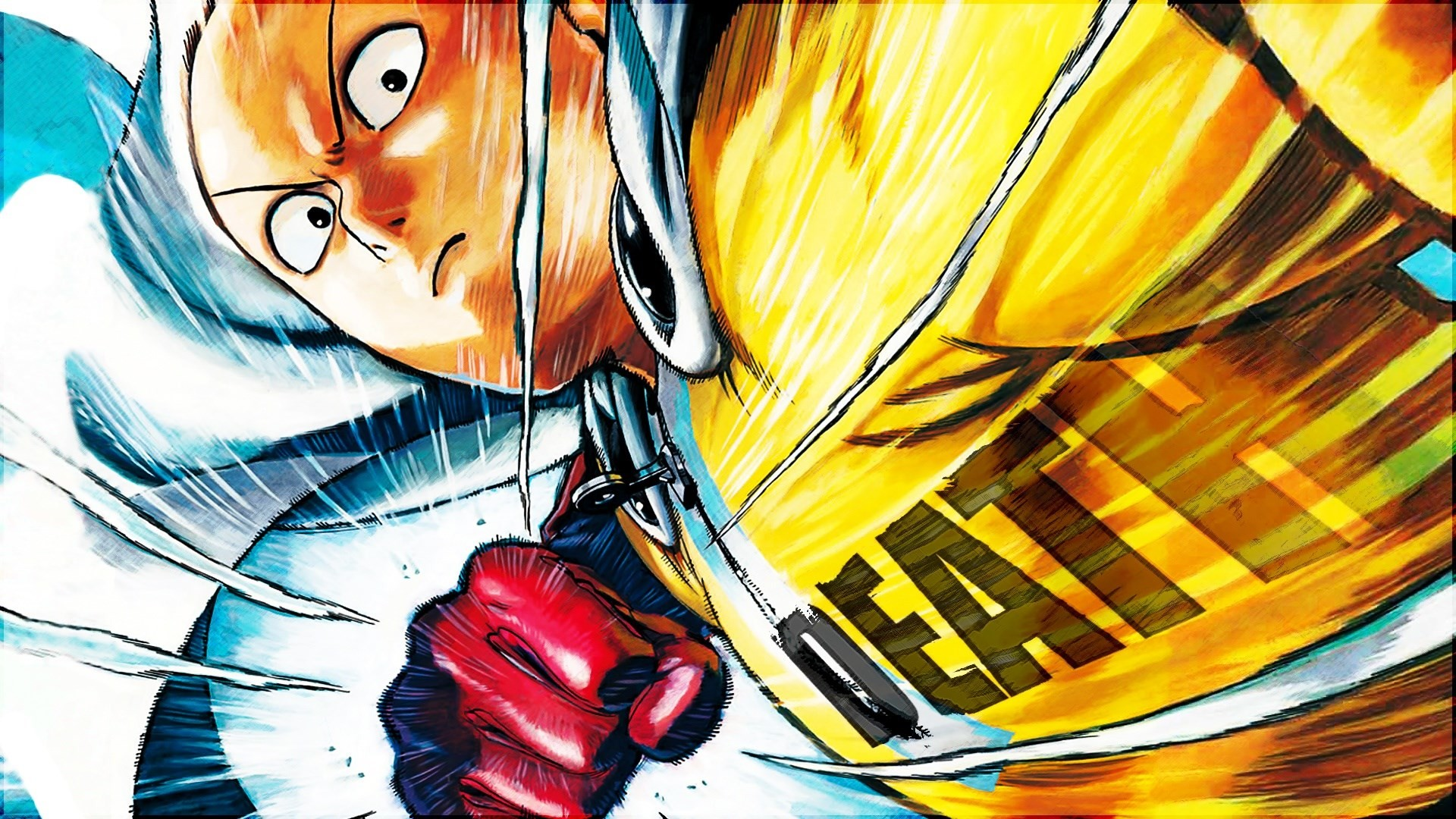wallpaper images one punch man (Brooke Edwards 1920×1080)
