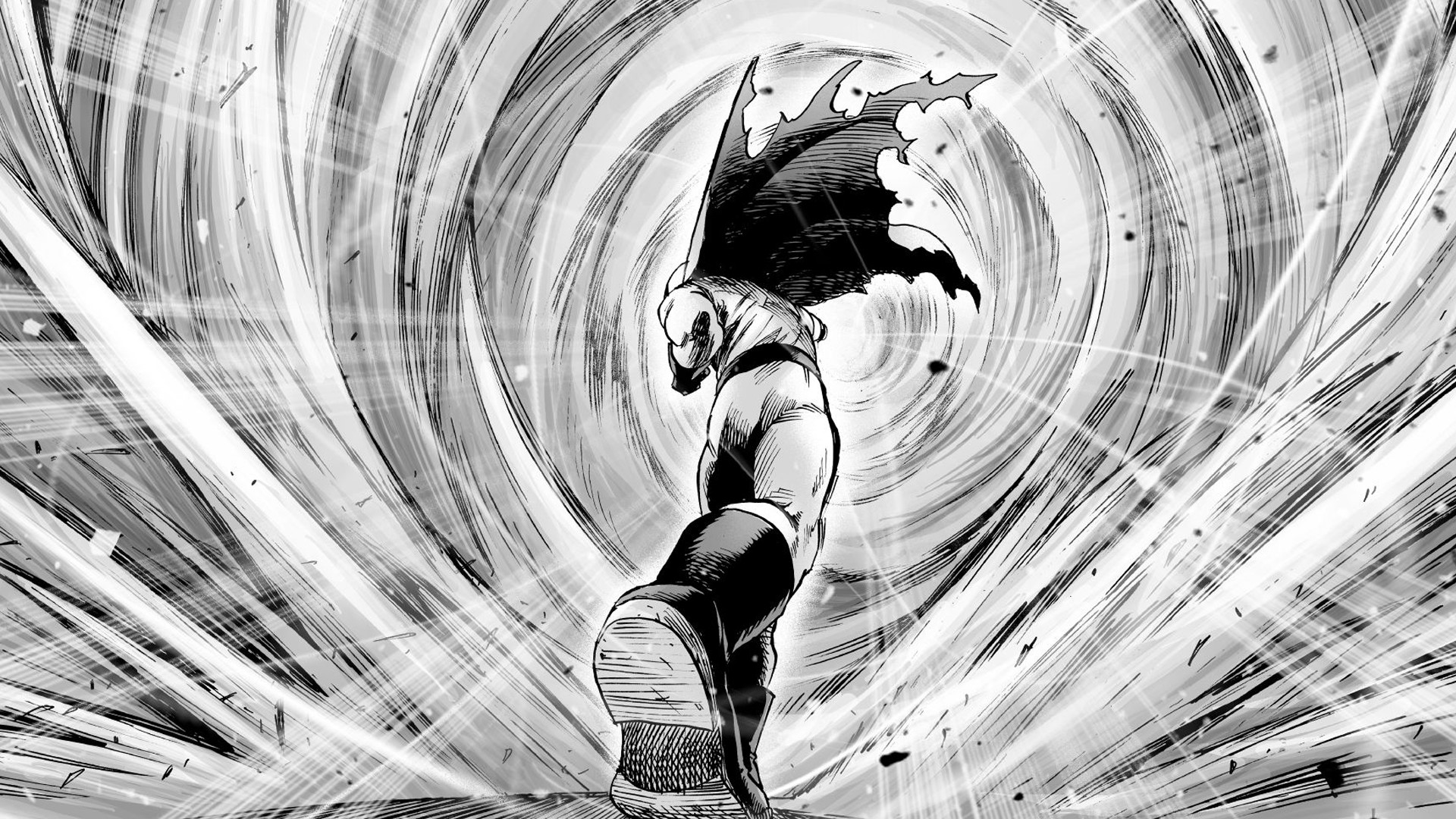 210 Saitama (One-Punch Man) HD Wallpapers   Backgrounds – Wallpaper Abyss –  Page 2