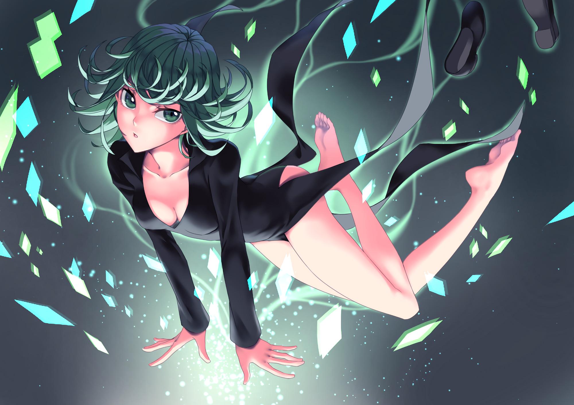 Genos One-Punch Man Saitama Sonic Tatsumaki · HD Wallpaper   Background  ID:666092