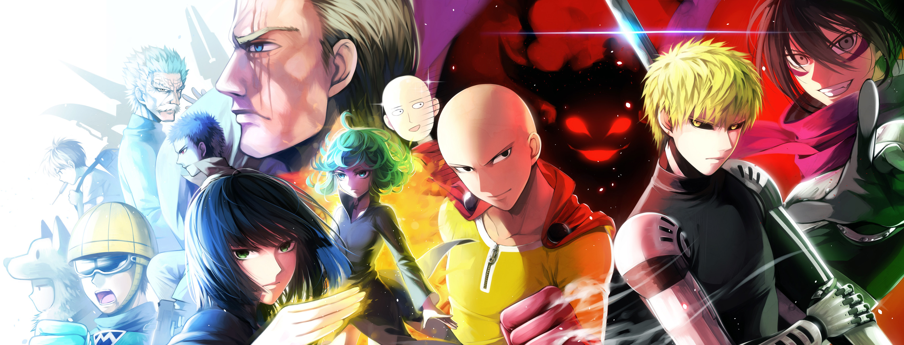 HD Wallpaper   Background ID:662808. Anime One-Punch Man