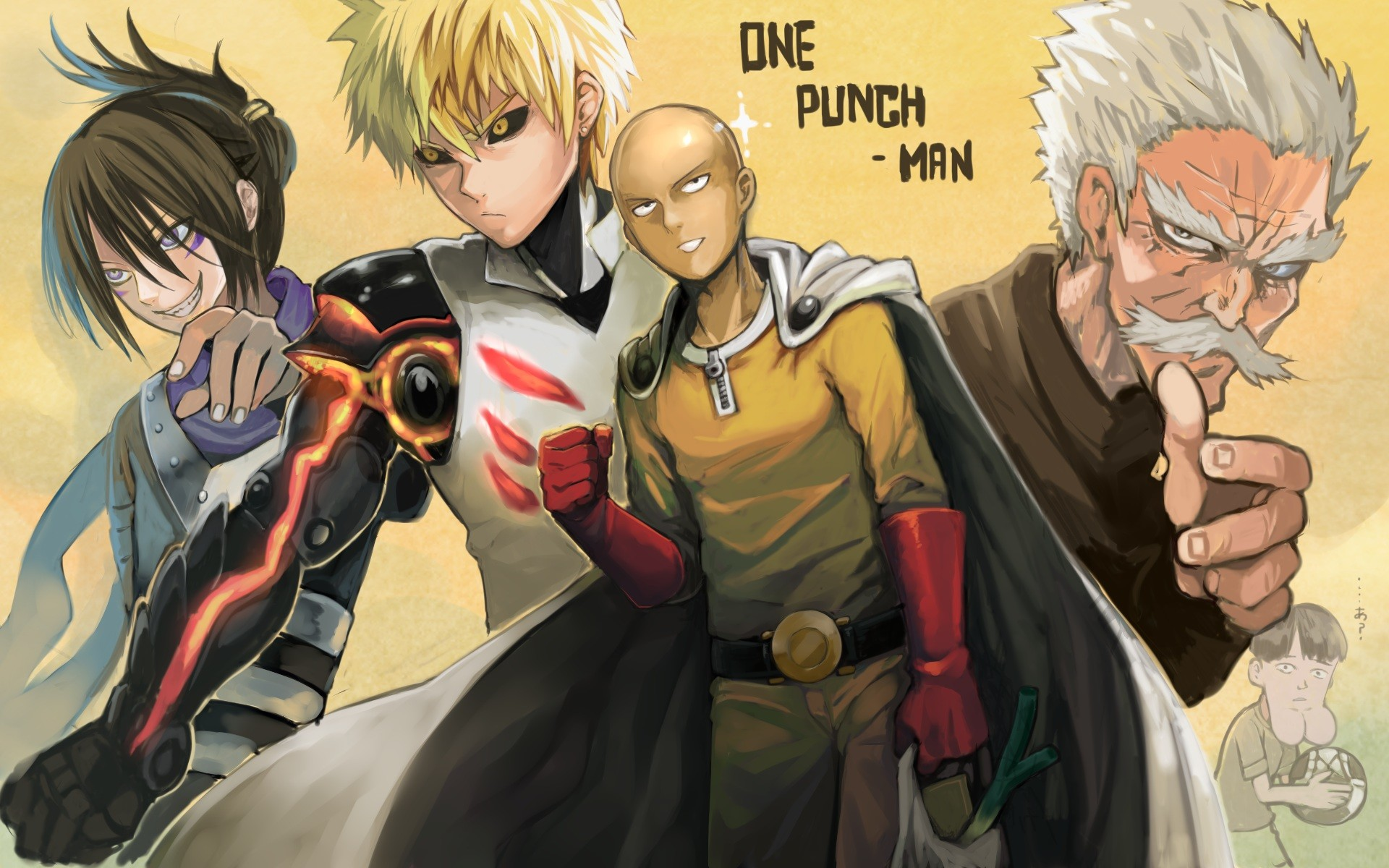 One-Punch Man wallpapers