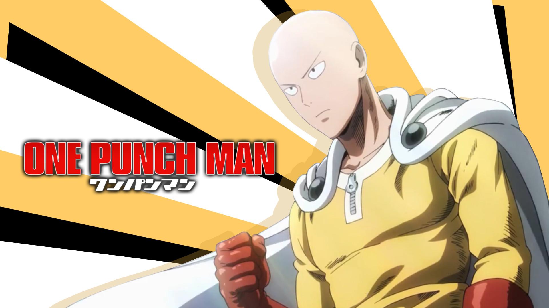 Cool Saitama Anime One Punch Man Wallpaper HD #3020