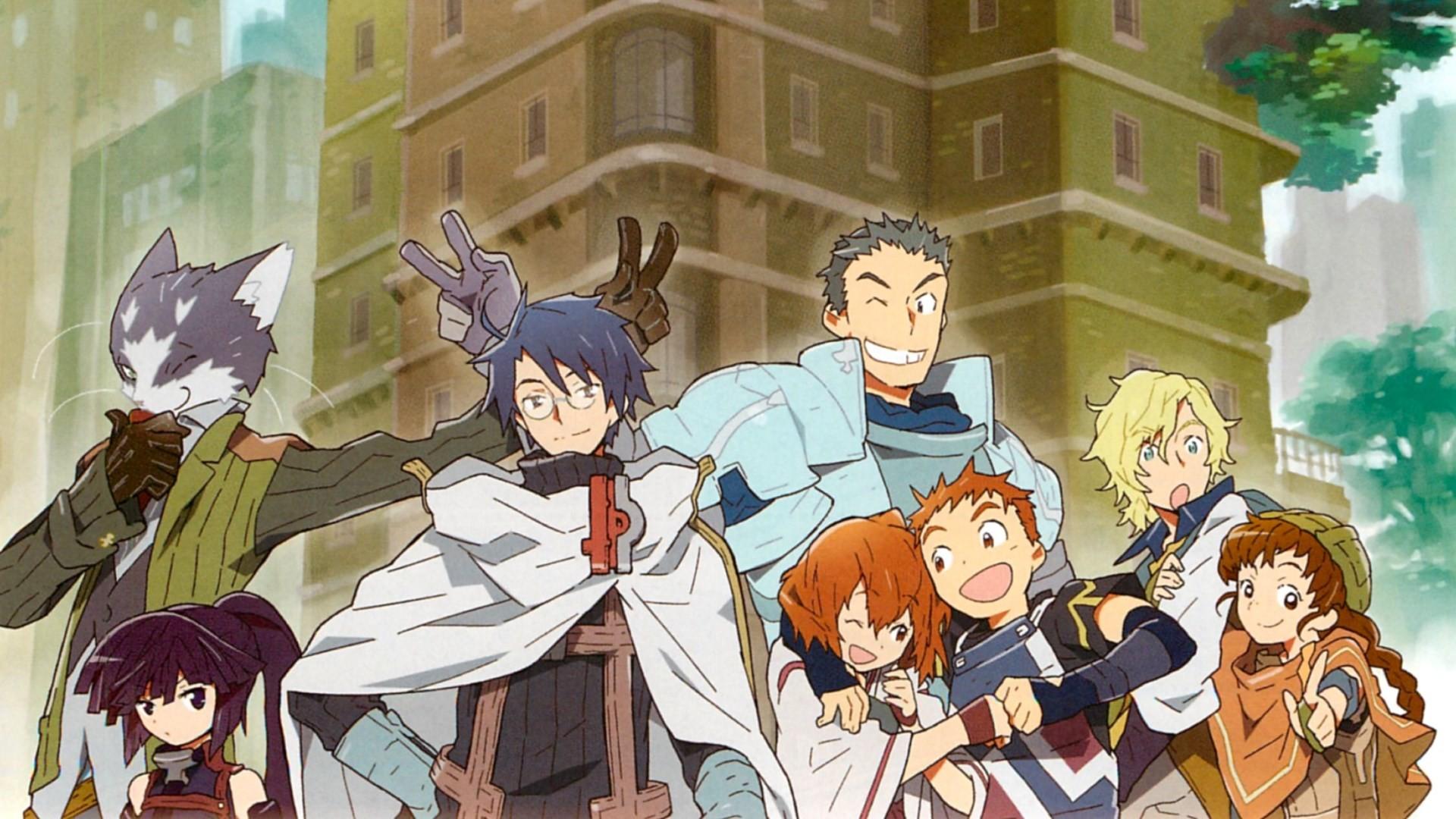 Log Horizon Anime 3y HD Wallpaper