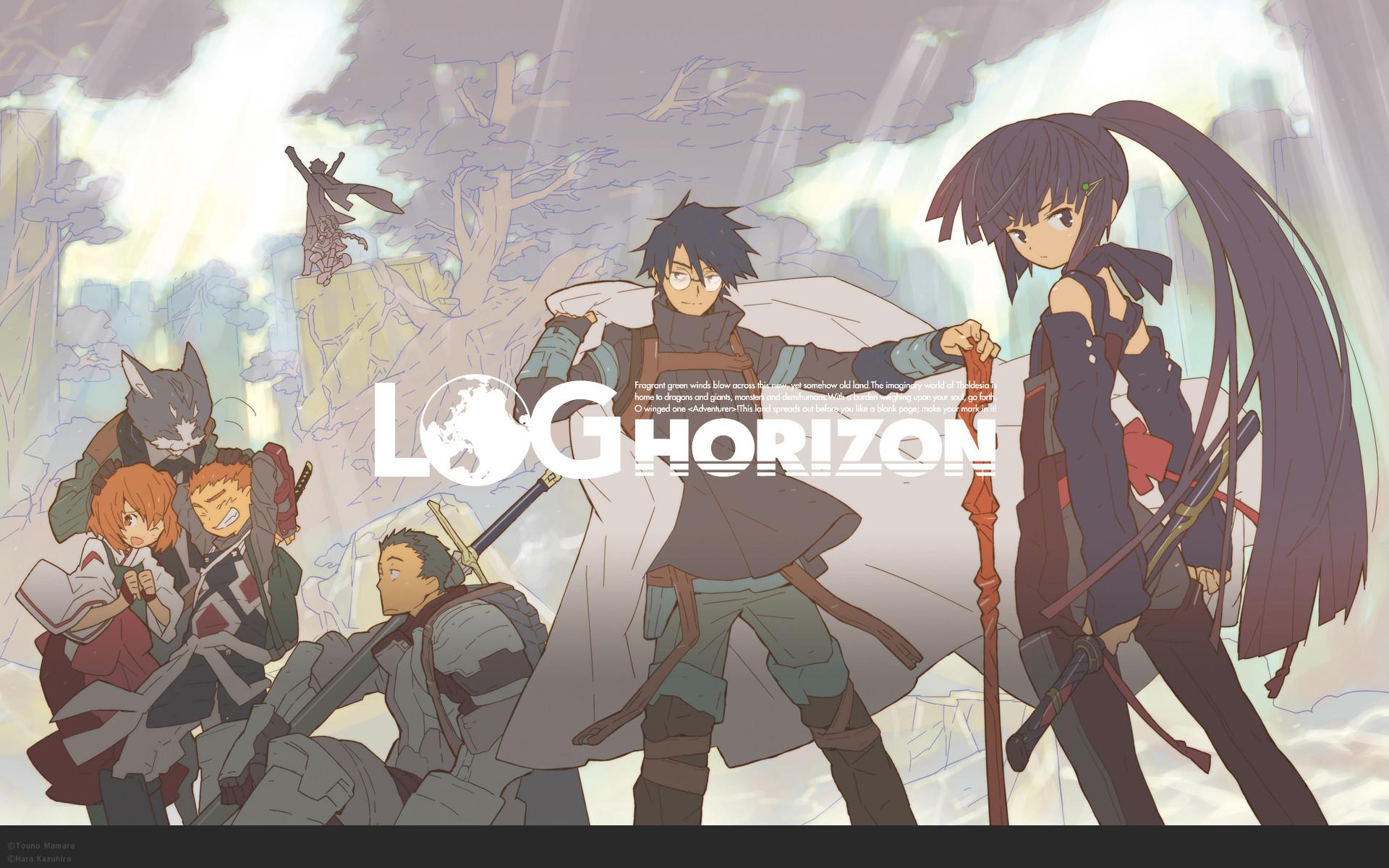 Log Horizon · download Log Horizon image
