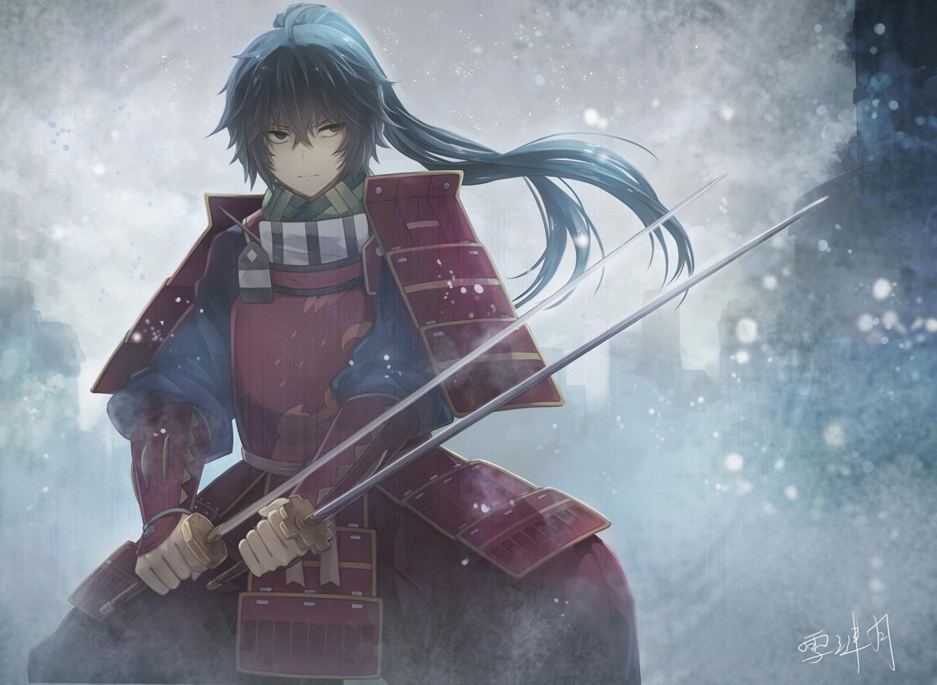 Anime – Log Horizon Soujiro (Log Horizon) Wallpaper