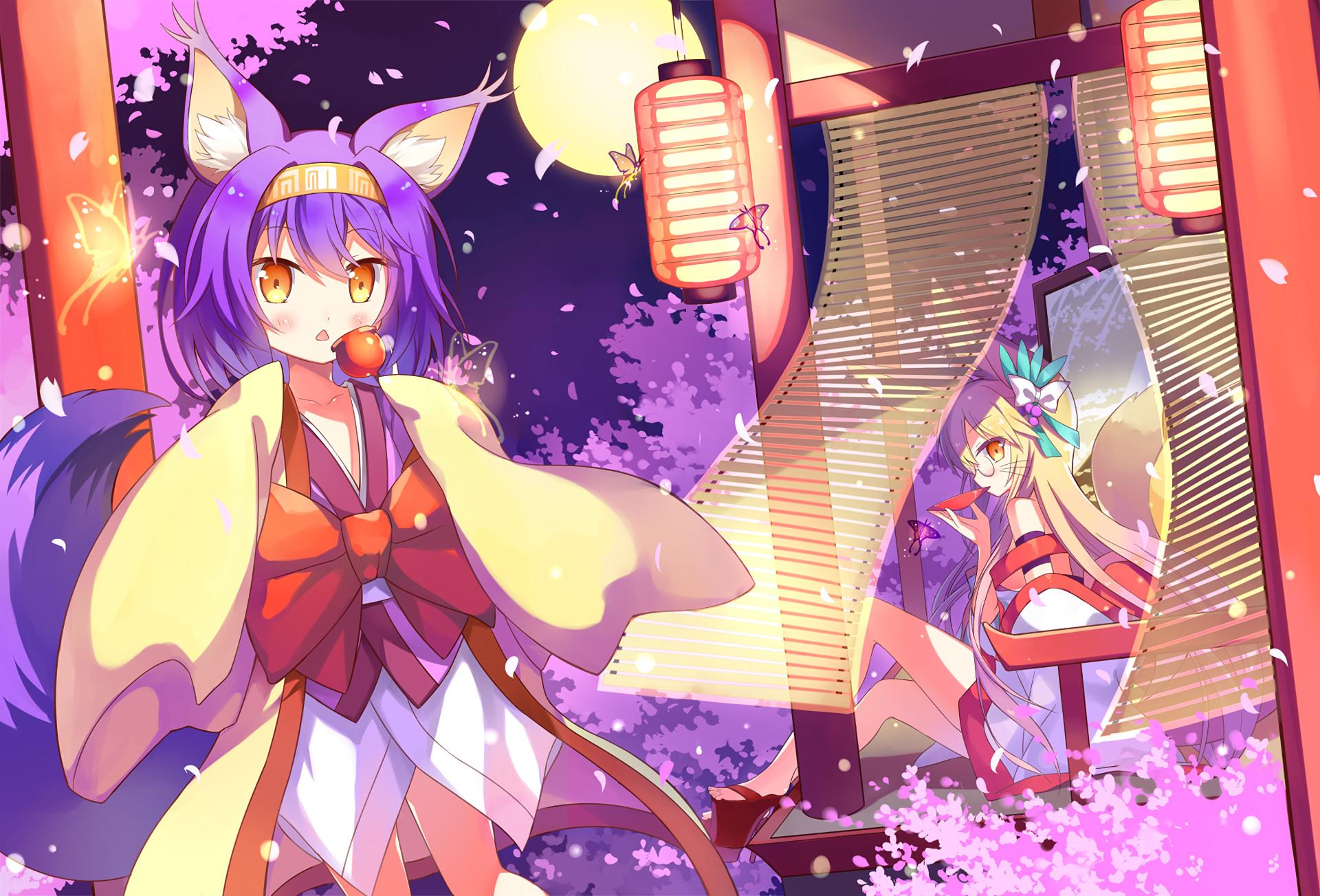 200 Anime Gamer Girl