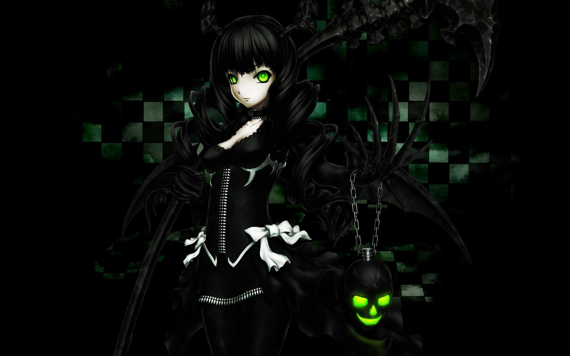 17 Best ideas about <b>Dark Anime Girl</b> on Pinterest