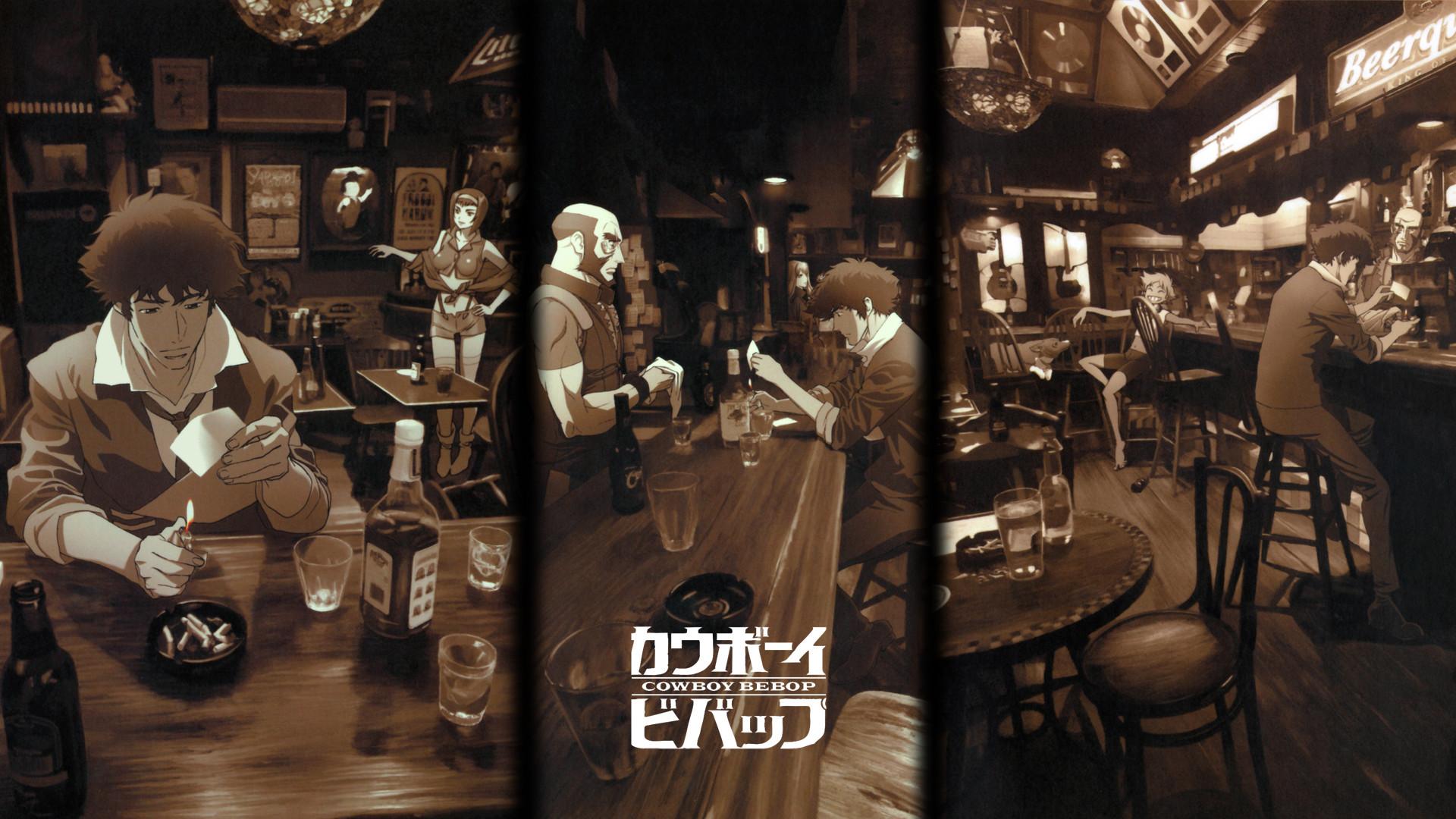 Anime Cowboy Bebop Spike Spiegel Wallpaper