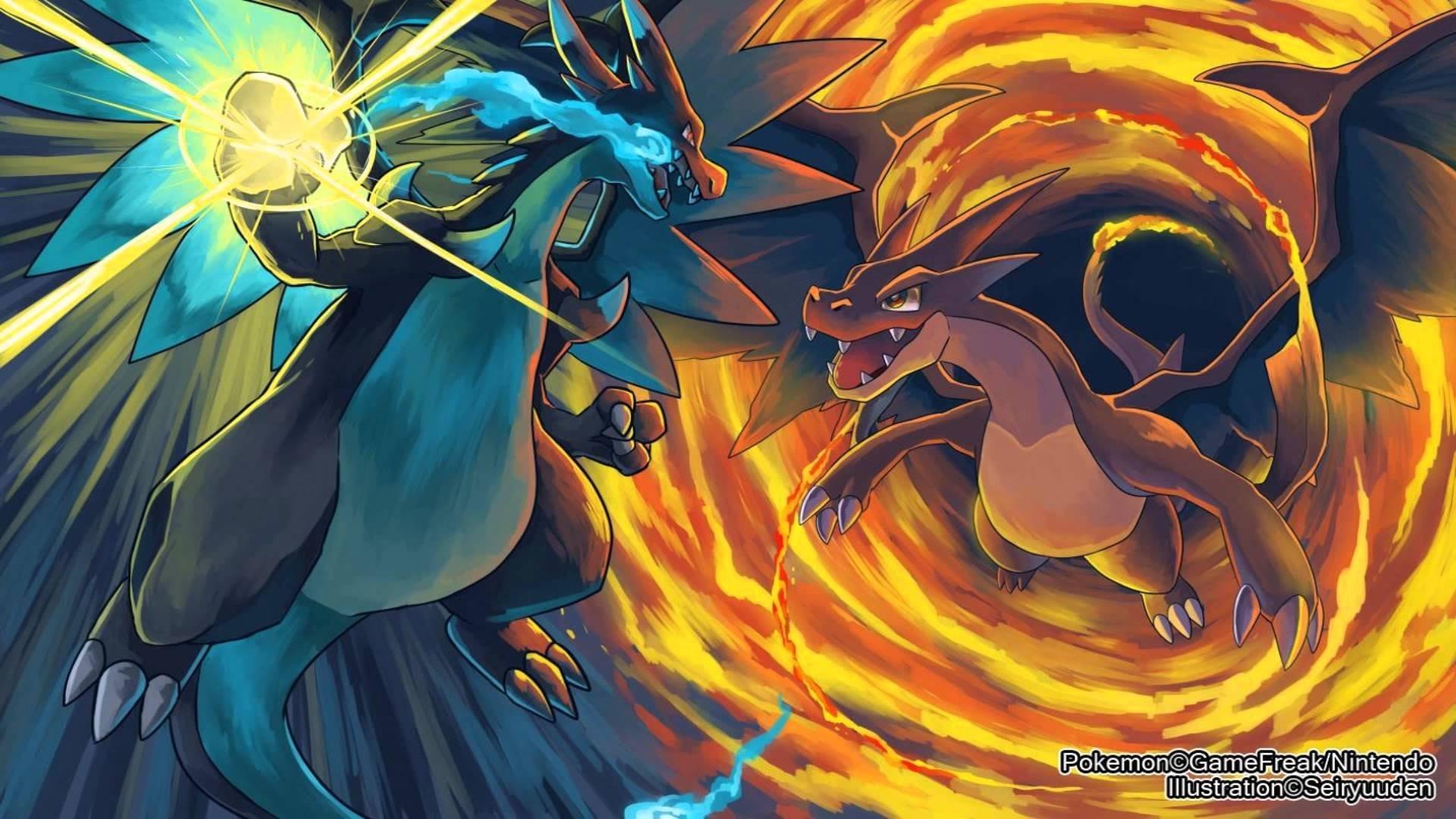 Mega Charizard Y X Pokemon 940821