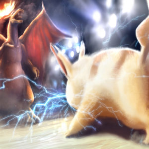 Pokemon Mega Charizard X