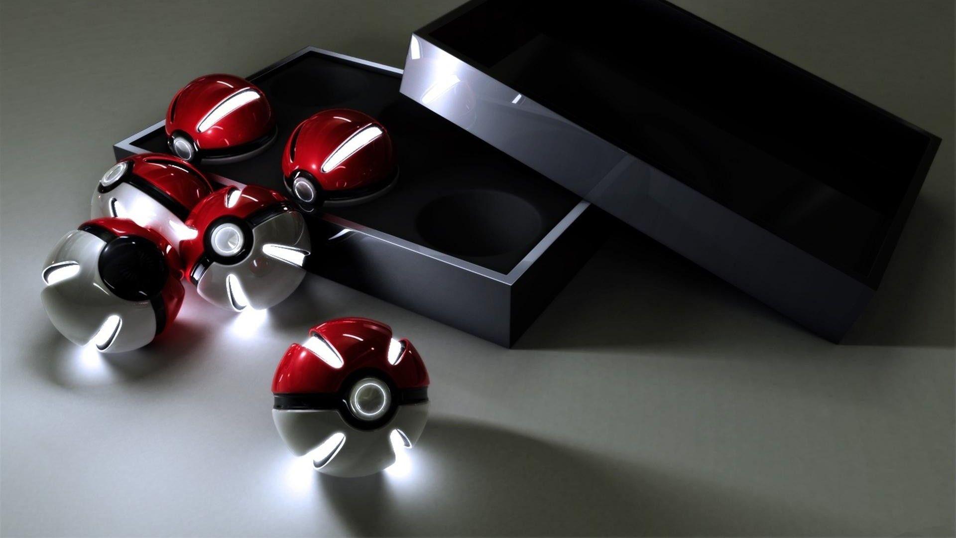 3D Pokemon Wallpapers