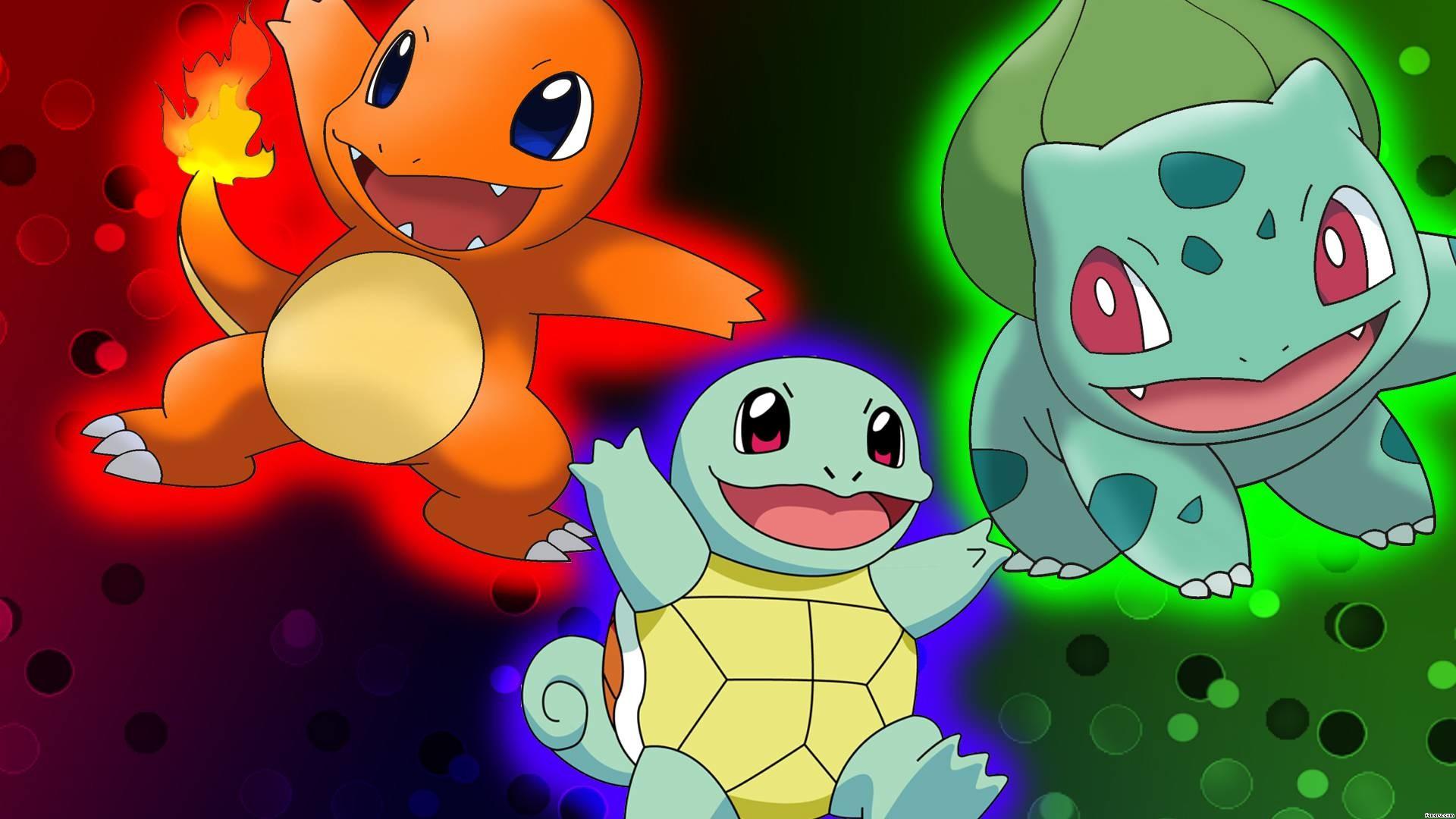 … Starter Pokemon Wallpapers, Starter Pokemon HD Wallpapers Collection:  Item 6524540