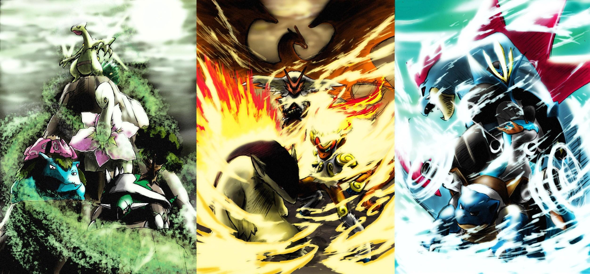 HD Wallpaper | Background ID:119279. Anime Pokémon