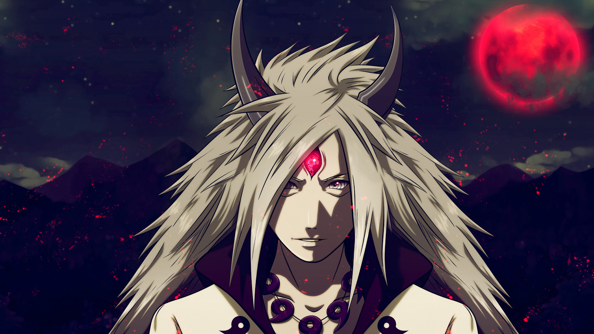 Anime – Naruto Sage of Six Paths Madara Uchiha Wallpaper