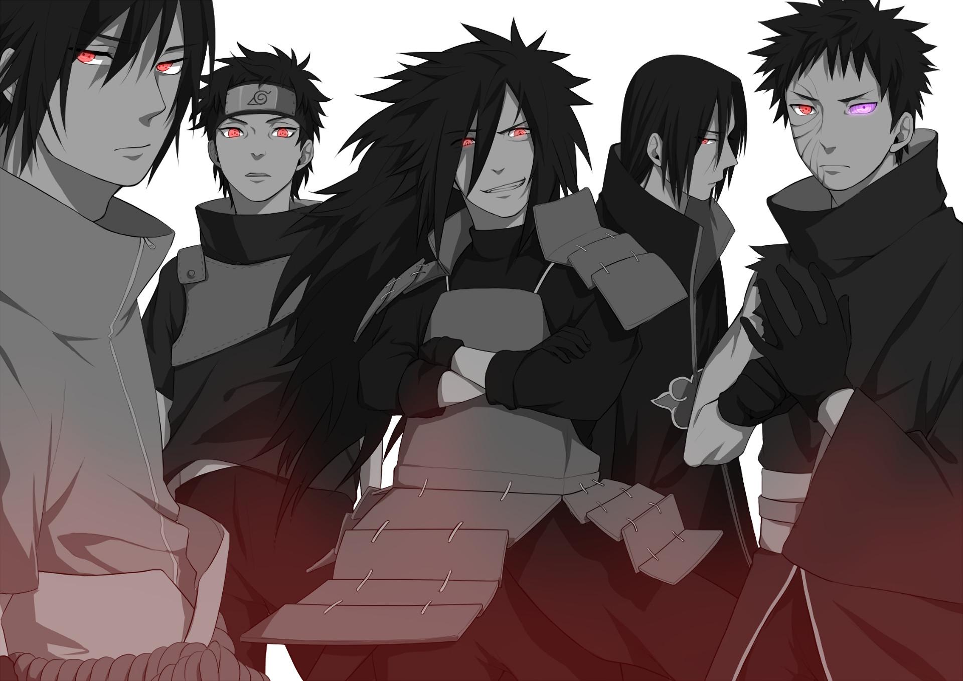 Anime – Naruto Itachi Uchiha Madara Uchiha Obito Uchiha Shisui Uchiha  Sasuke Uchiha Wallpaper