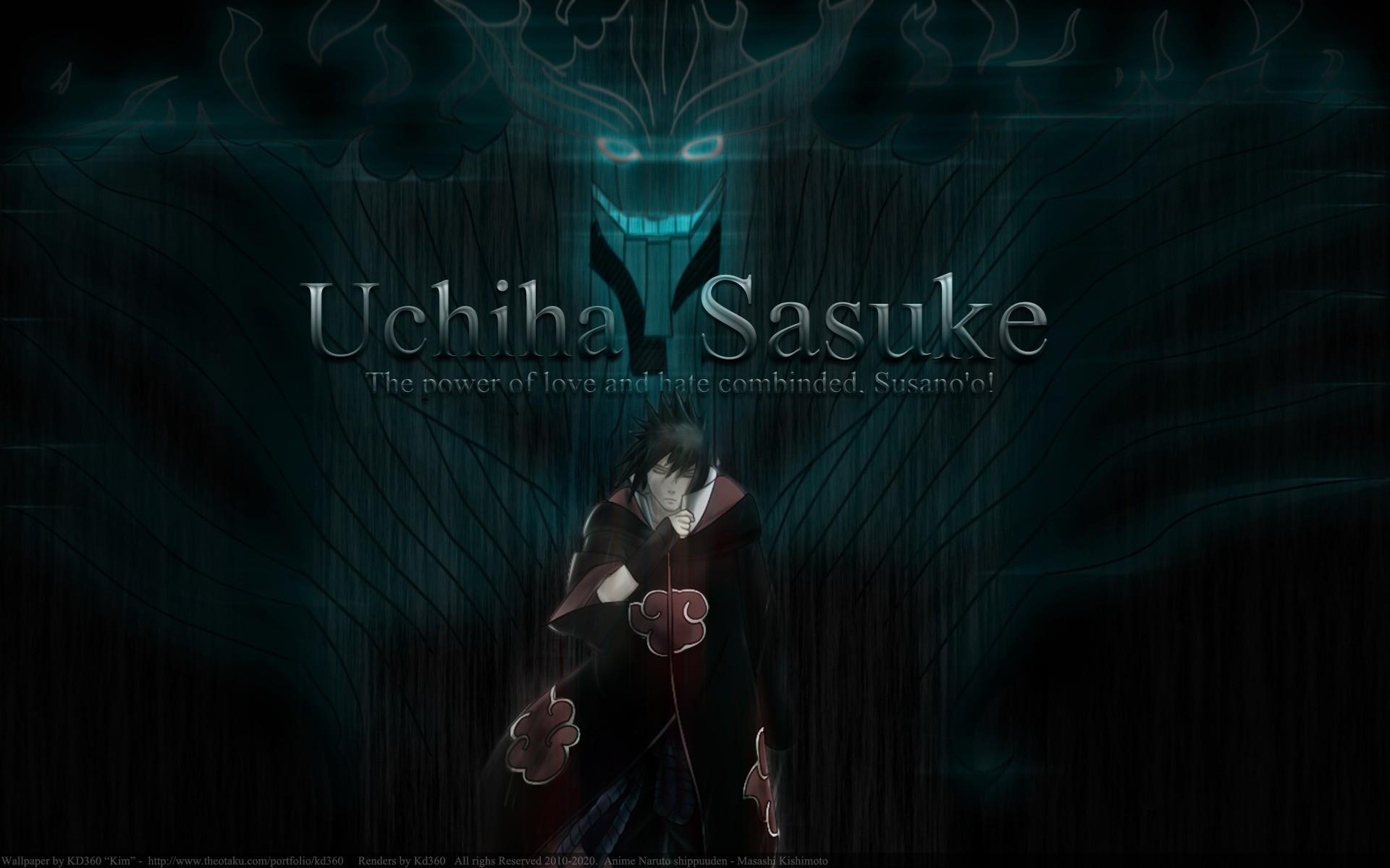 Sasuke Wallpapers HD Wallpaper
