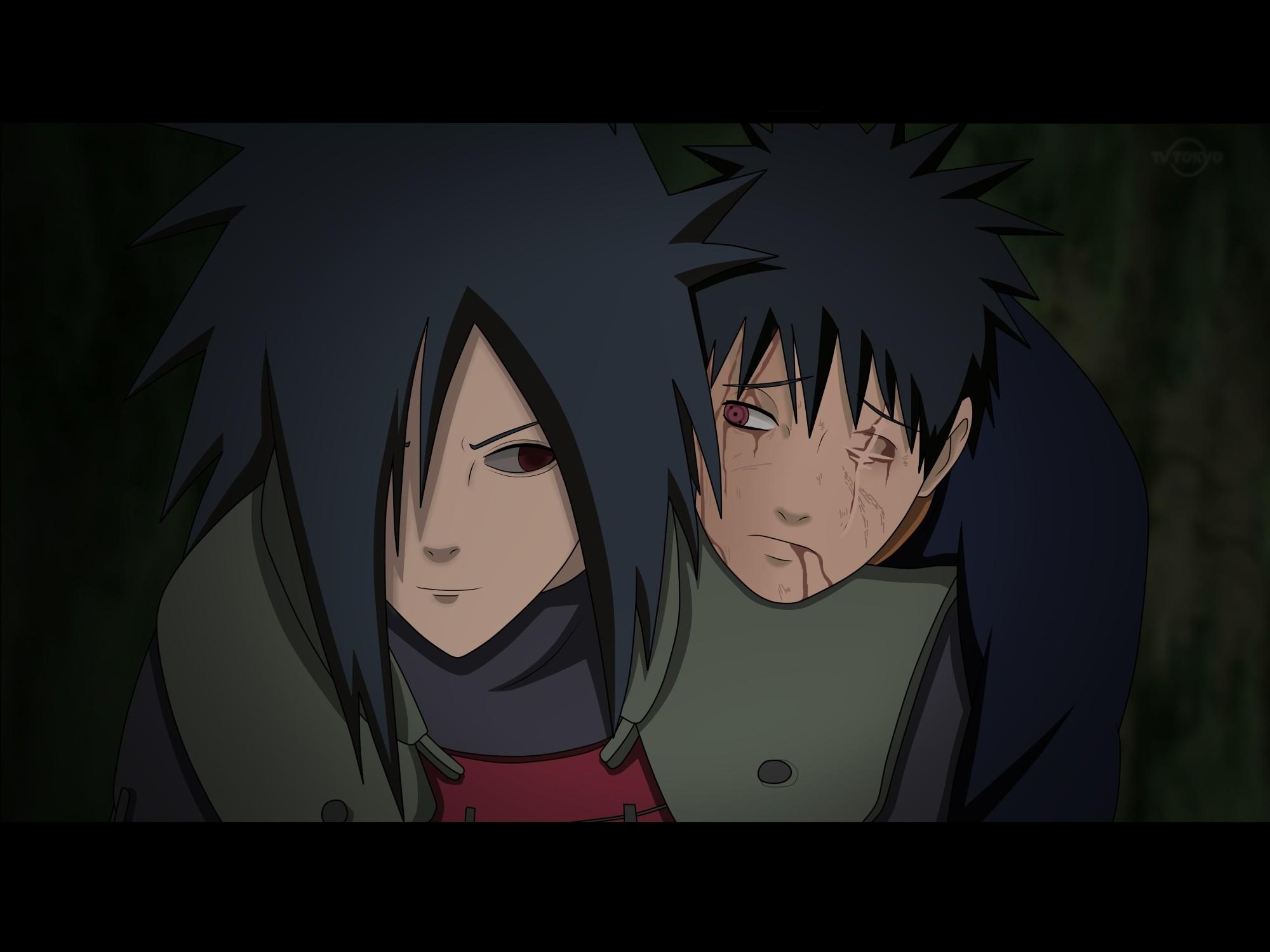 Uchiha Obito   Manga & Anime   Pinterest   Blood, Anime and Naruto