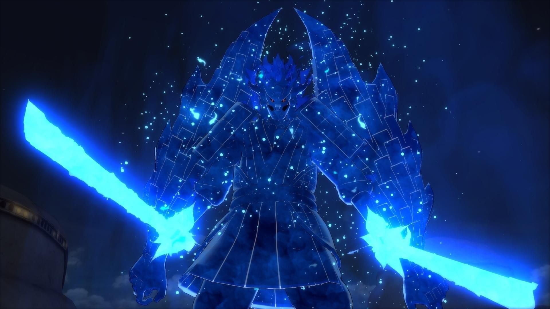 Video Game – Naruto Shippuden: Ultimate Ninja Storm 4 Madara Uchiha Susanoo  (Naruto)
