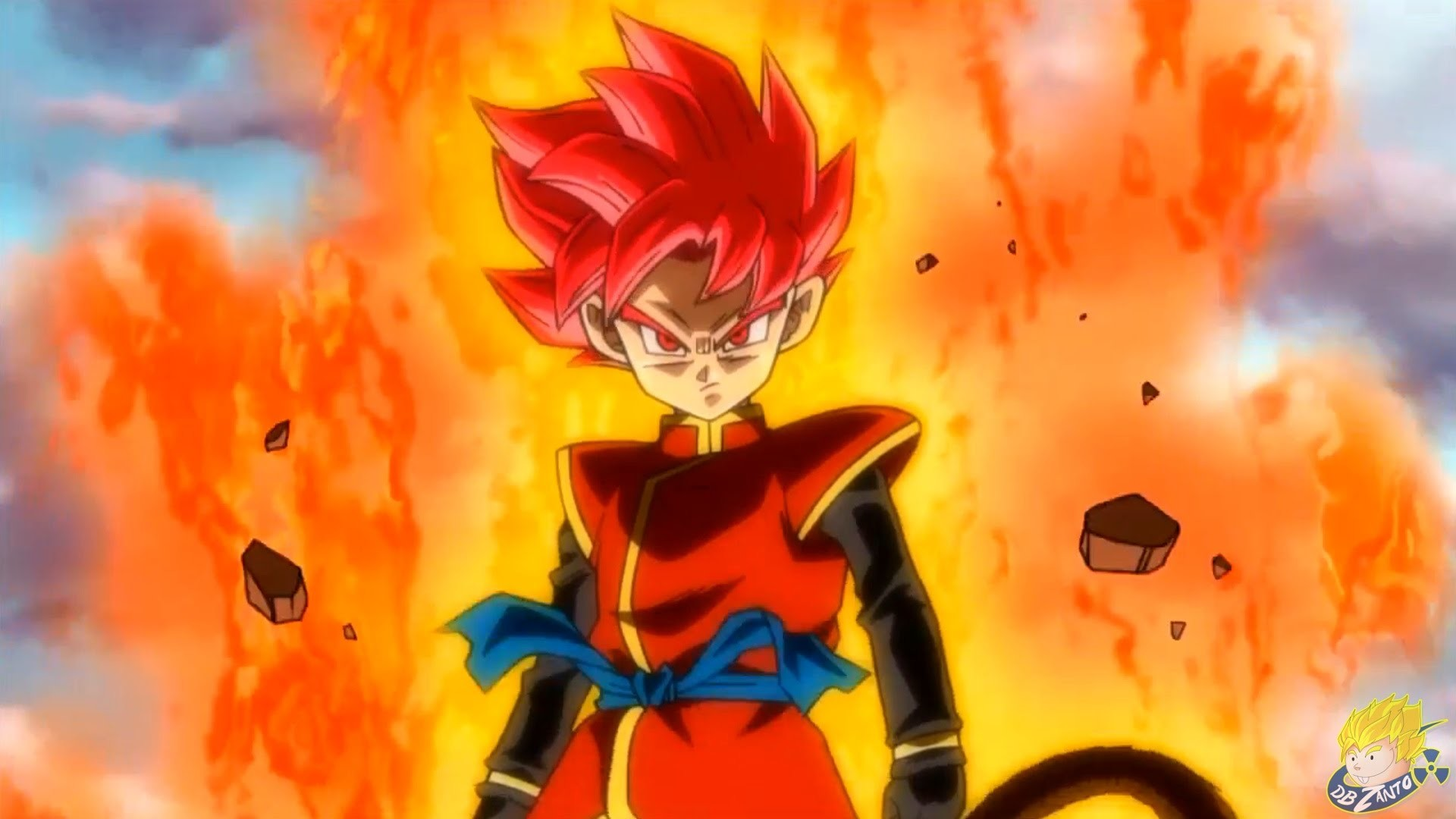 Dragon Ball Heroes: GDM7 Opening – Super Saiyan God Beat 【FULL HD】 – YouTube