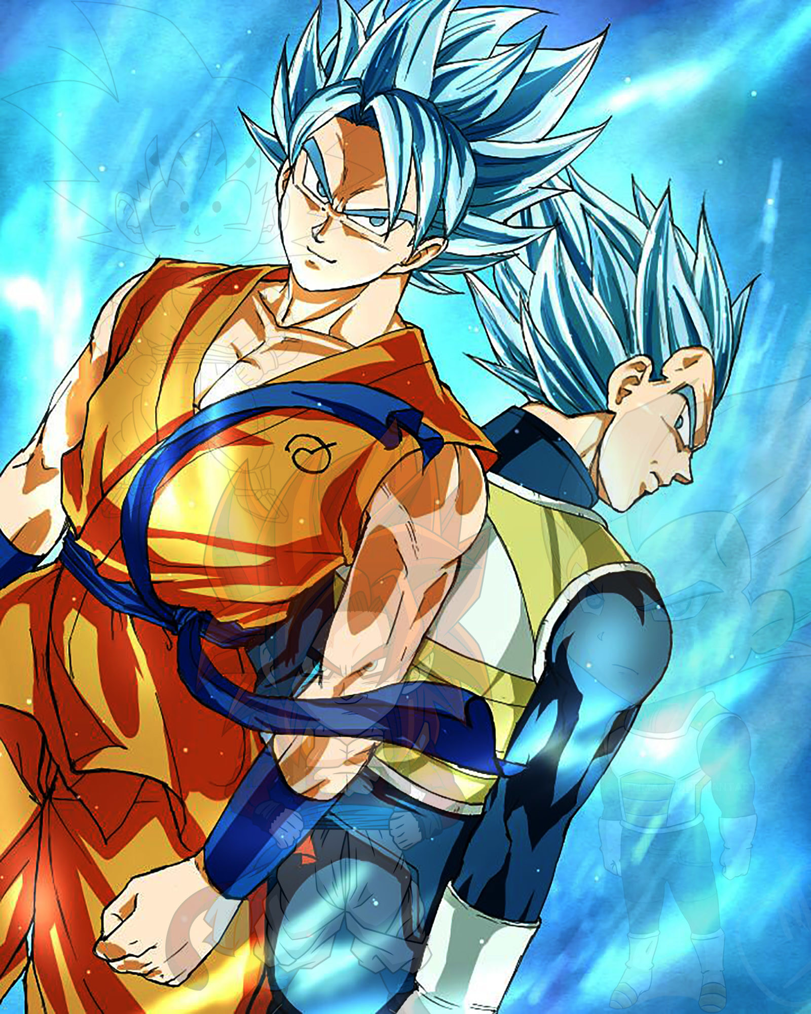 132 Super Saiyan God Hd