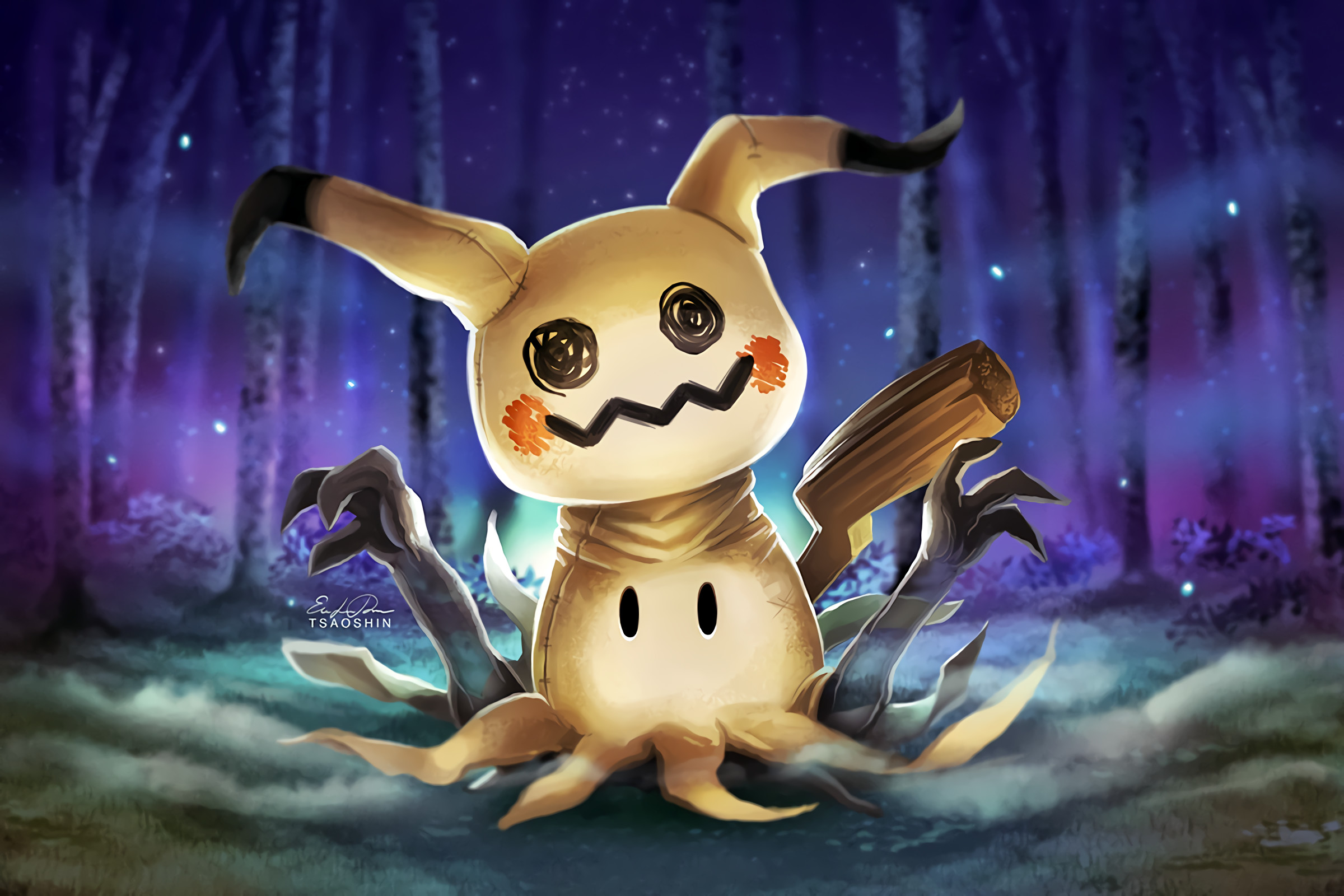 Alolan Nintetales Ninetales Pokémon Pokémon Sun And Moon · HD Wallpaper |  Background ID:742864