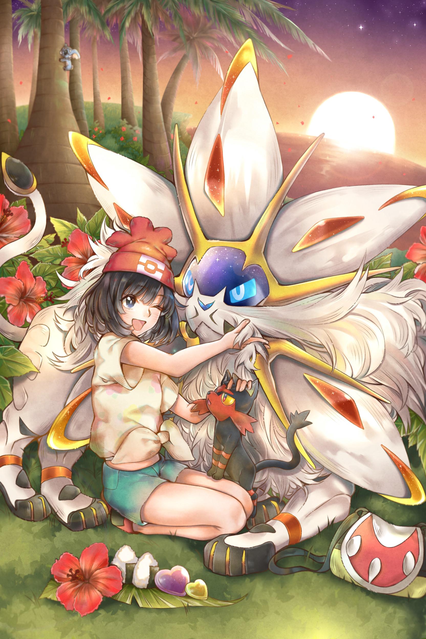 View Fullsize Pokémon Sun & Moon Image