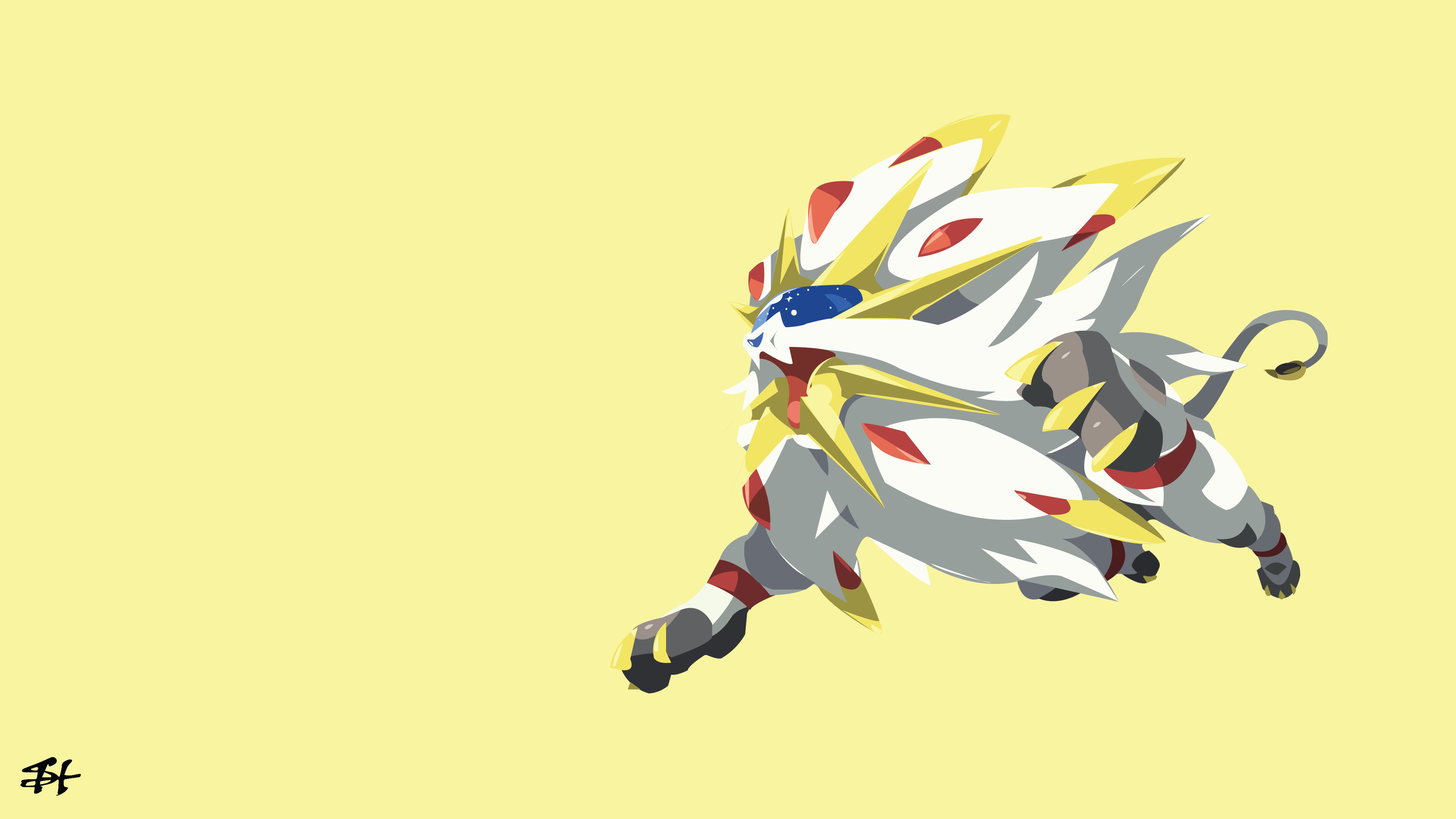 HD Wallpaper | Background ID:715862. Video Game Pokémon Sun and  Moon