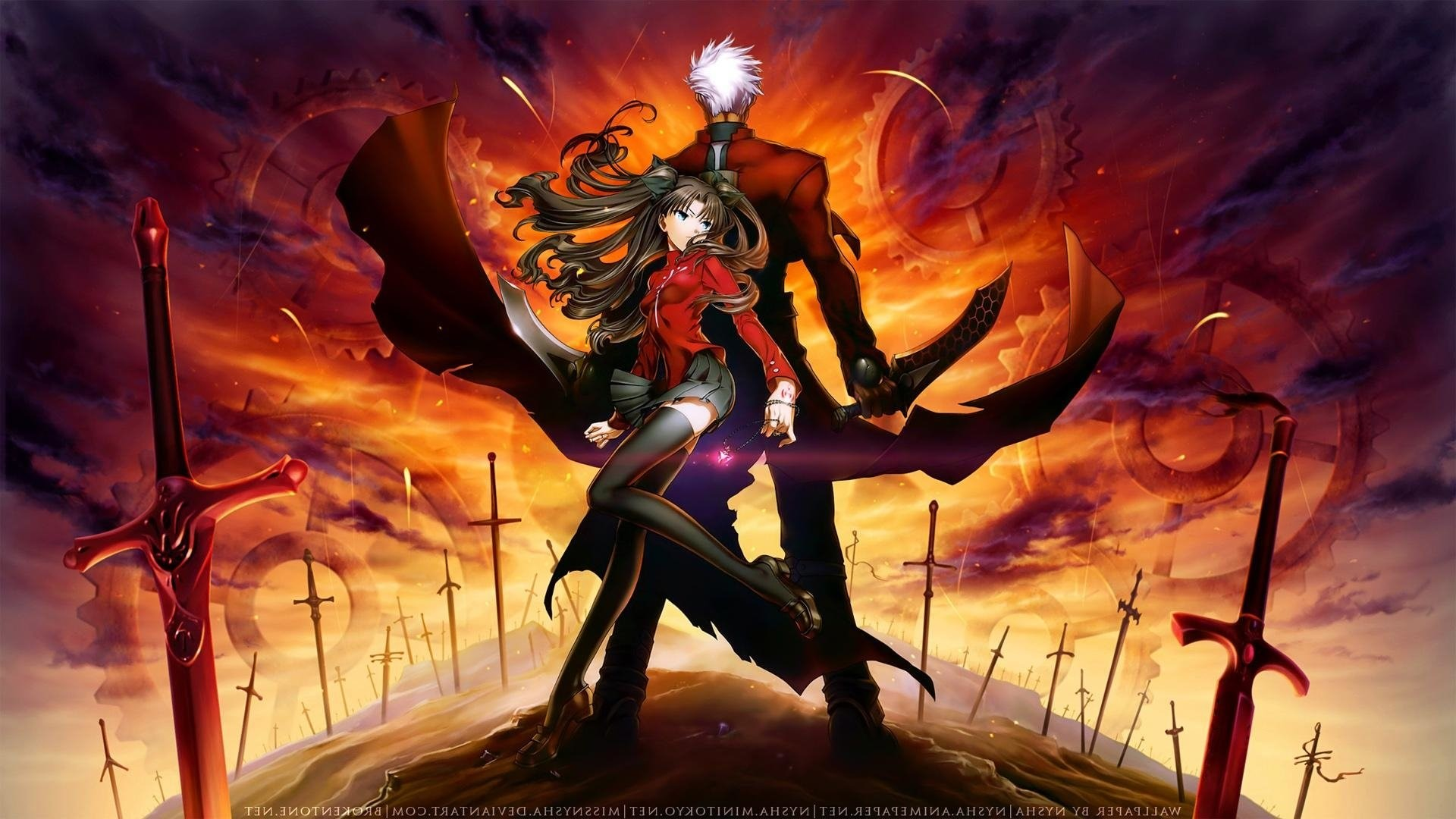 HD Wallpaper | Background ID:644491. Anime Fate/Stay Night: Unlimited  Blade Works