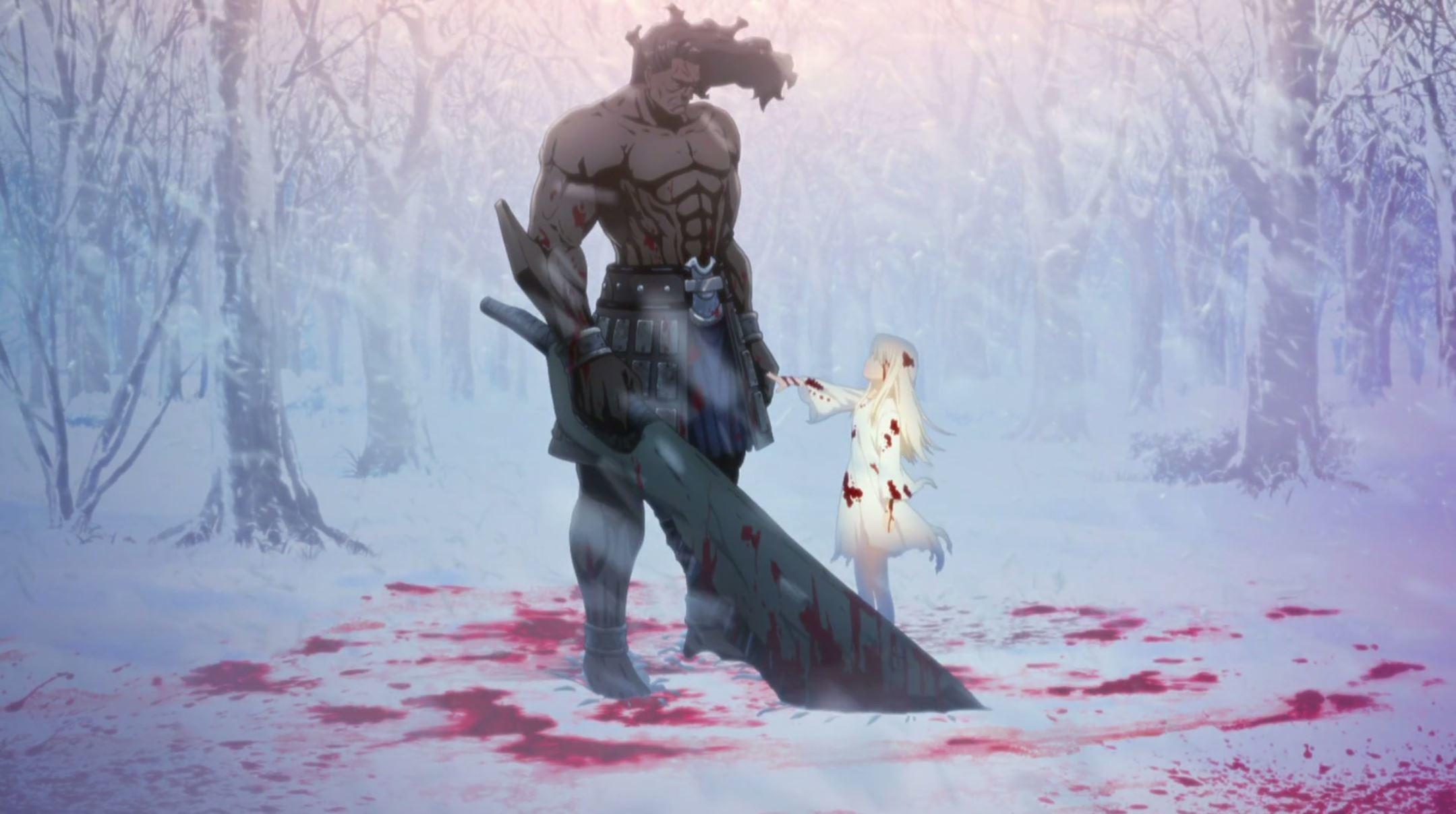Fond d'écran HD | Arrière-plan ID:644859. Anime Fate/Stay Night: Unlimited  Blade Works
