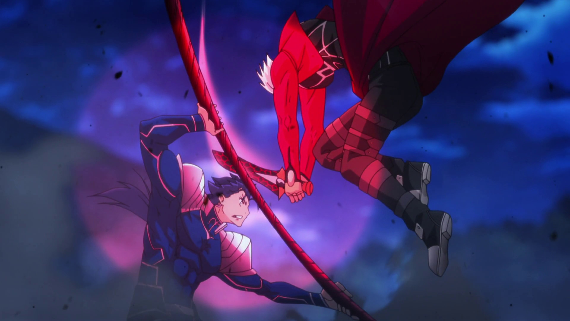 Anime – Fate/Stay Night: Unlimited Blade Works Lancer (Fate/Stay Night