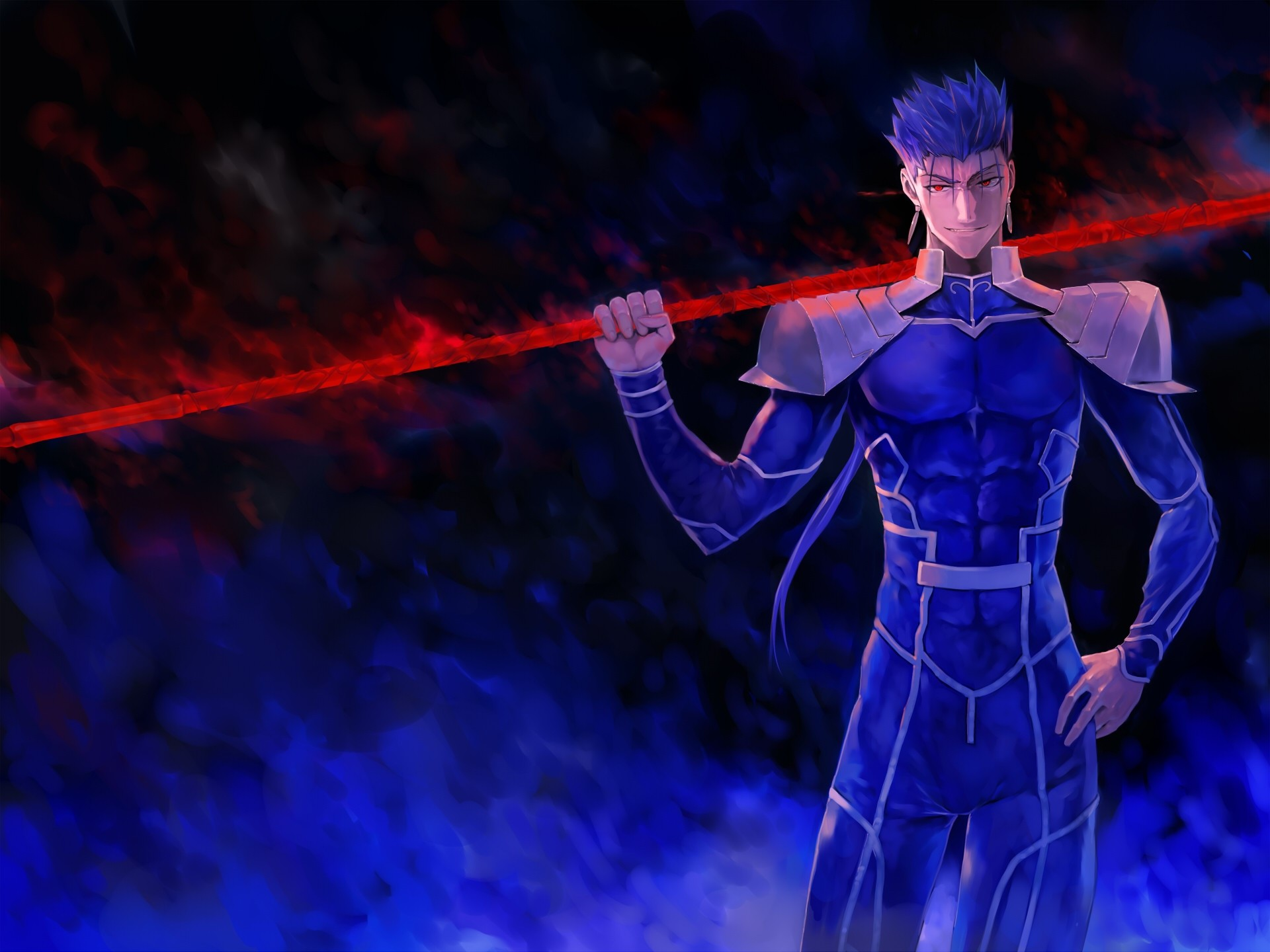 Fate/stay night, Fate/stay night: Unlimited Blade Works, Fate/