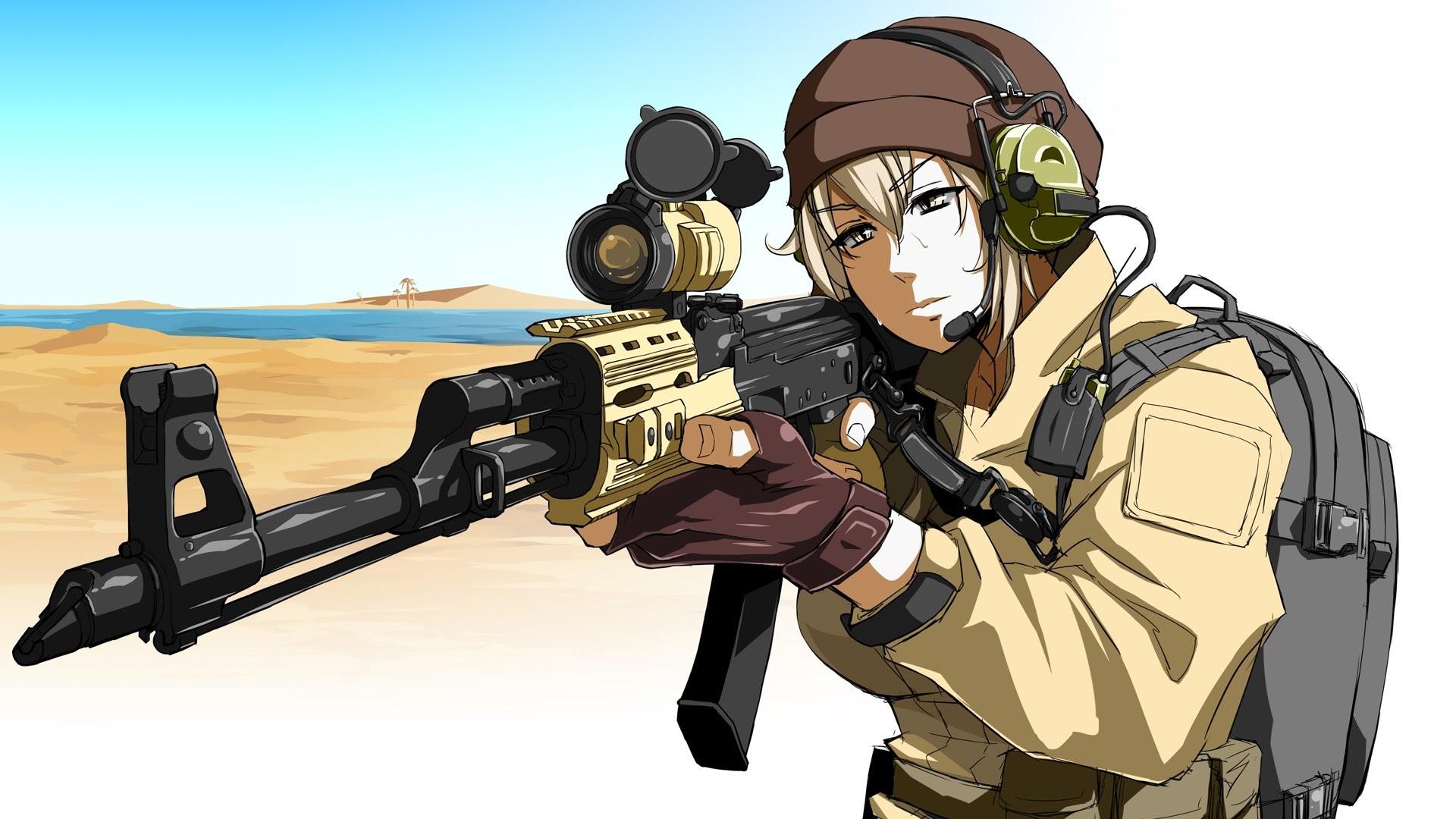 Anime HD Guns …
