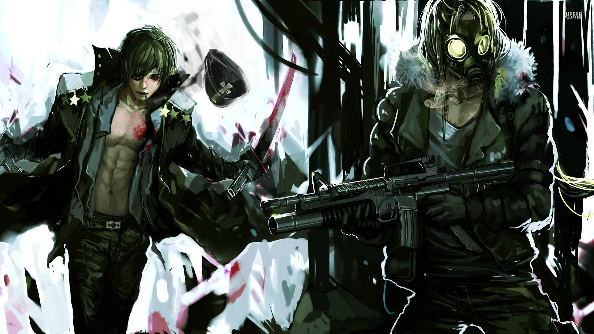 anarchist anime guys