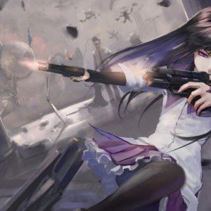 Anime Gun