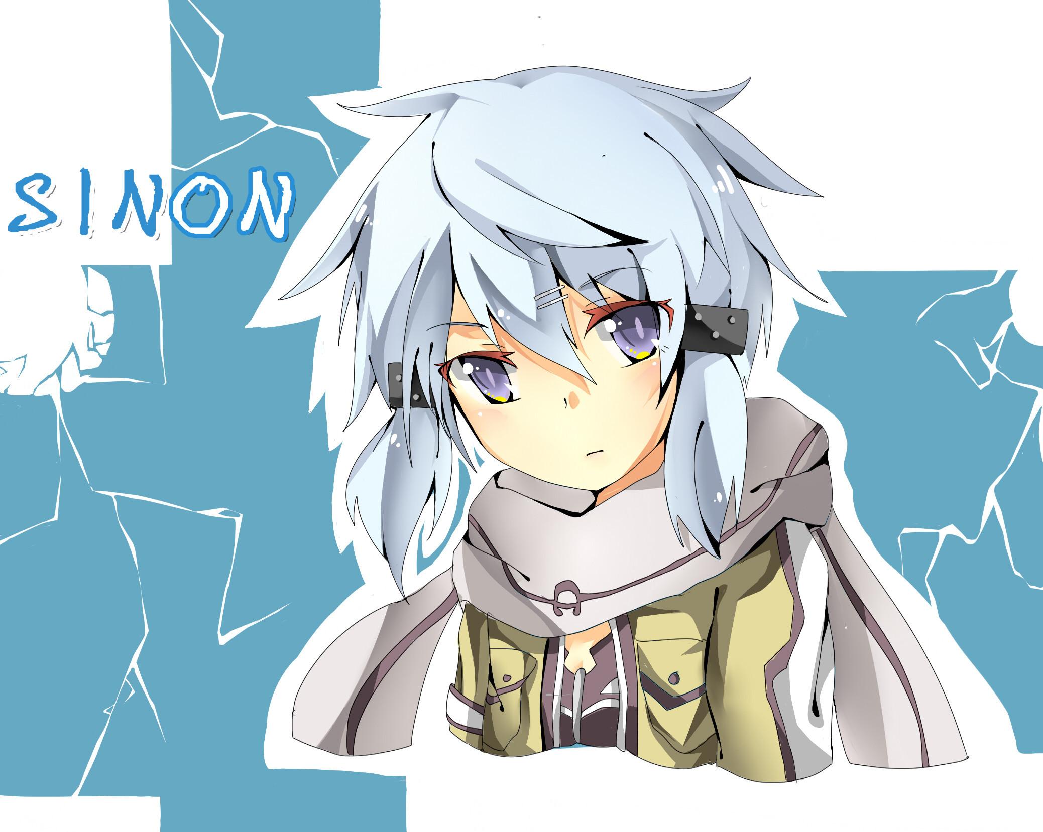 Sinon (GGO) download Sinon (GGO) image