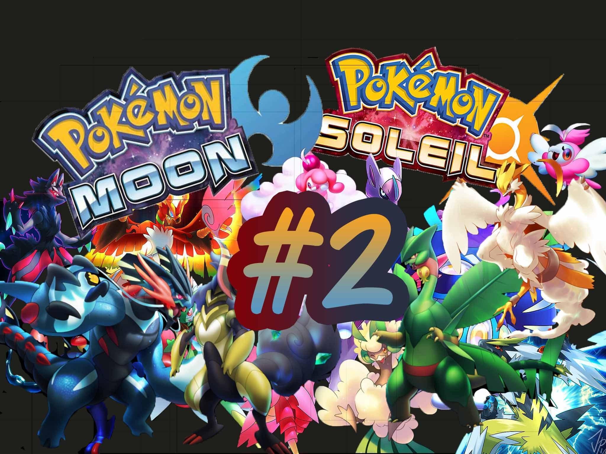 TOP 30 POKEMON FUSION #2 [POKEMON ULTRA MOON & SUN – LUNE & SOLEIL] POKEMON  FUSIONS THEORIE – YouTube