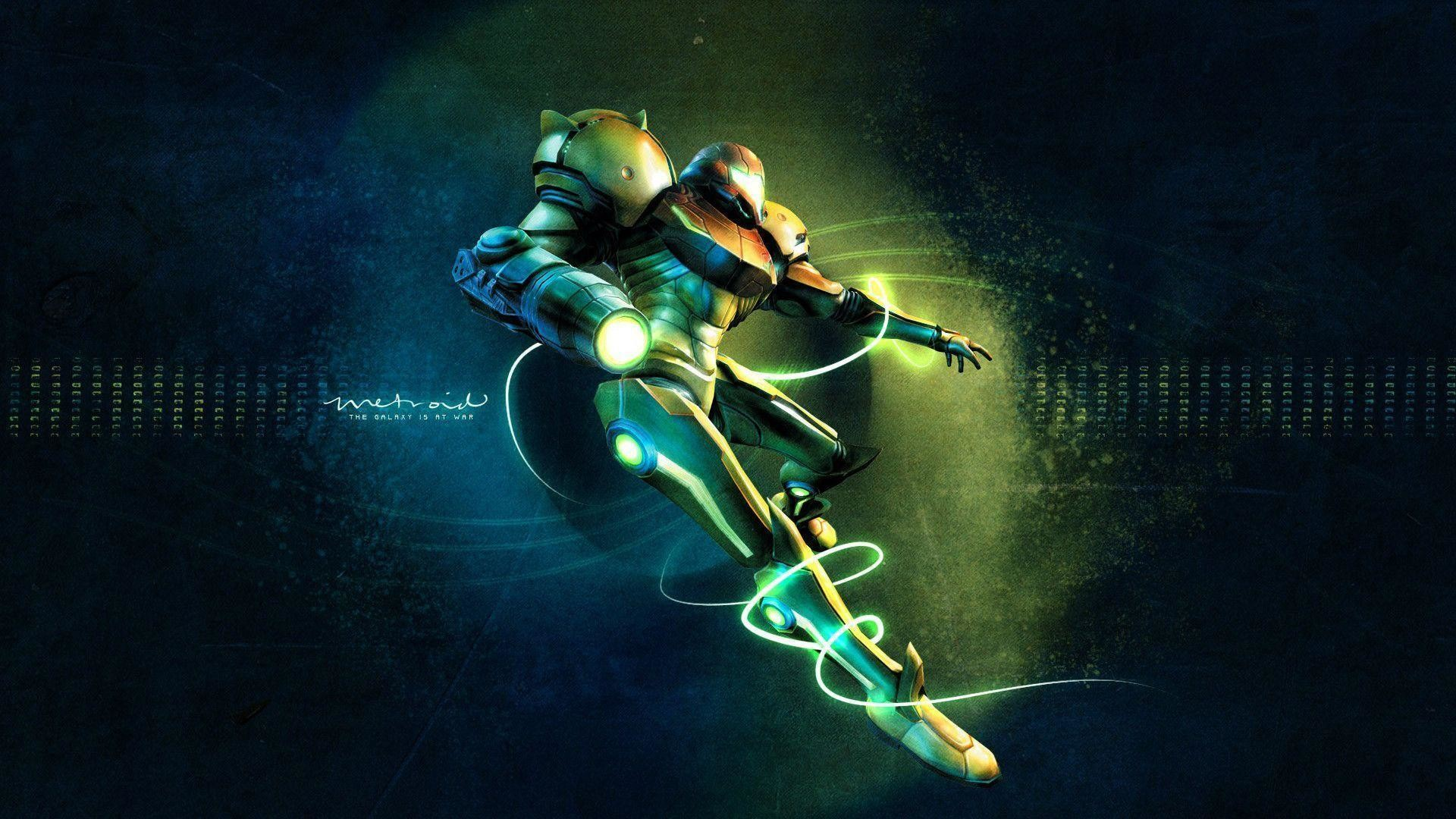 Wallpapers For > Metroid Fusion Wallpaper 1920×1080