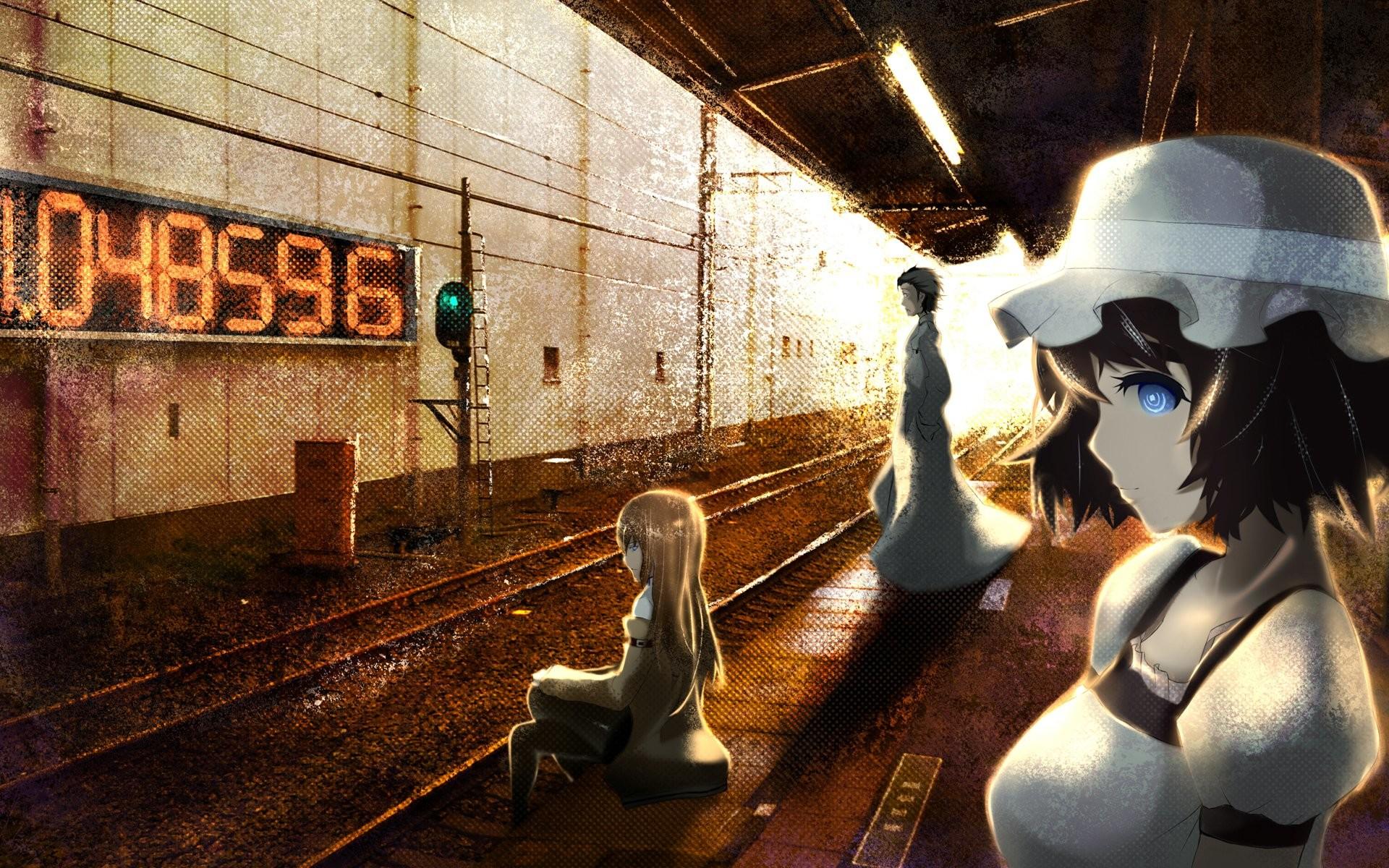 Anime – Steins;Gate Wallpaper