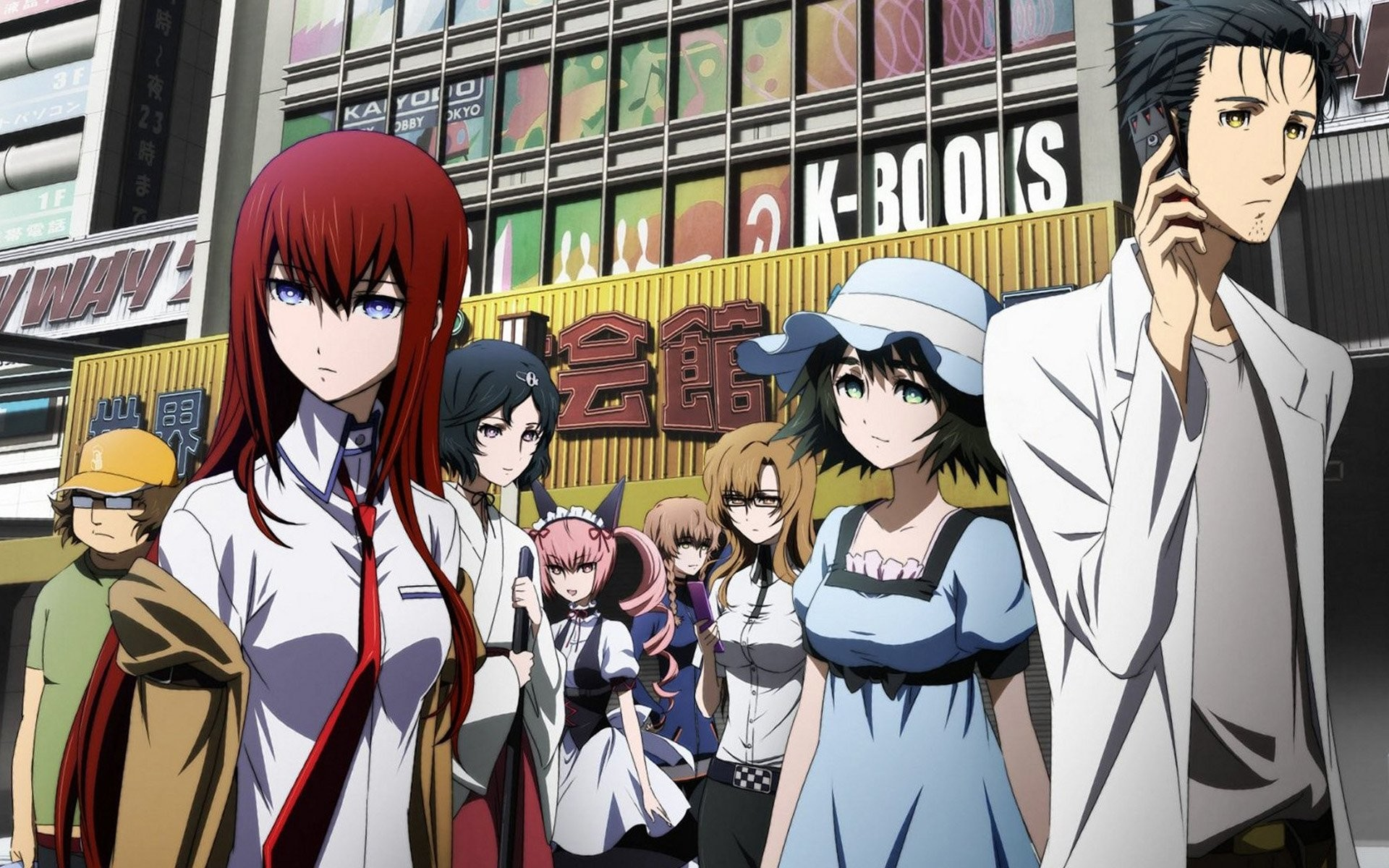 HD Wallpaper | Background ID:345002. Anime Steins;Gate