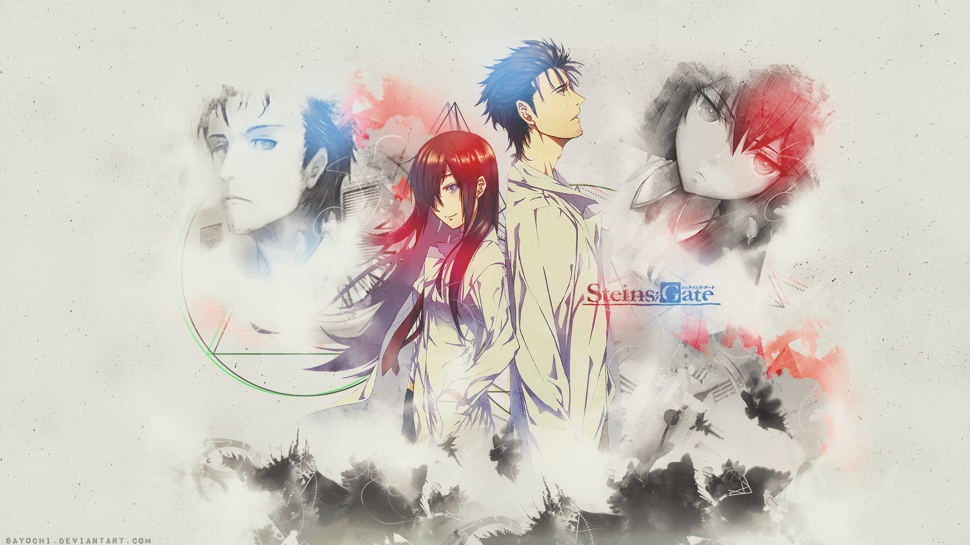 … Anime Steins Gate Wallpaper [1920×1080] HD by Say0chi