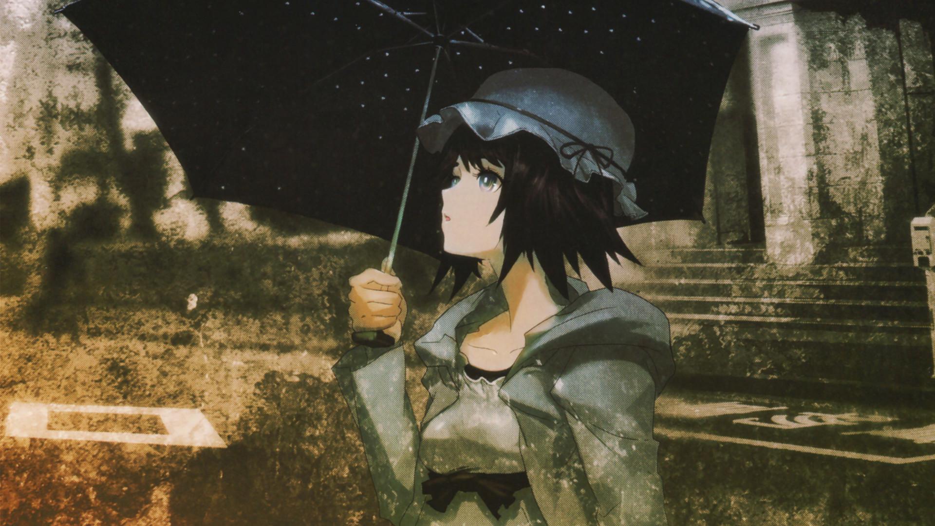 Tags: Anime, Steins;Gate, Shiina Mayuri, HD Wallpaper, Wallpaper