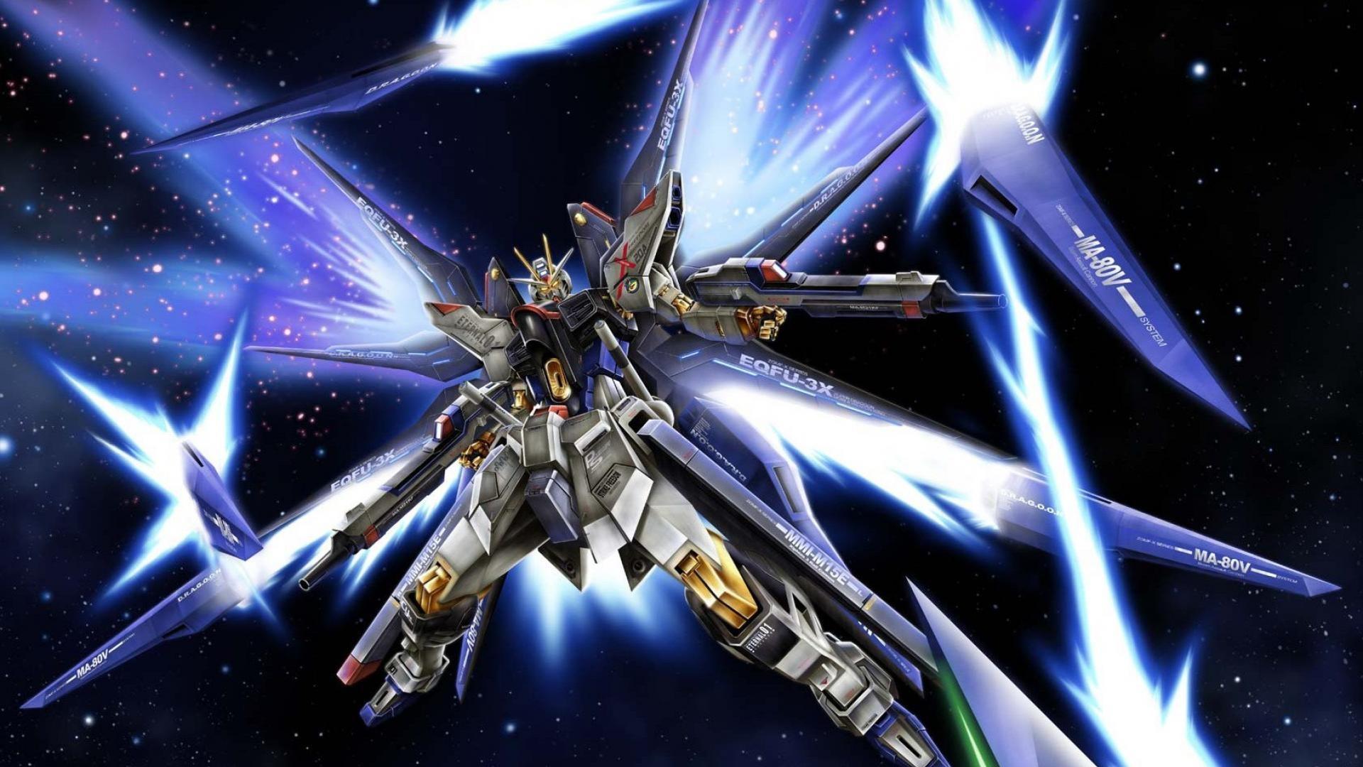 All Gundams Wallpaper