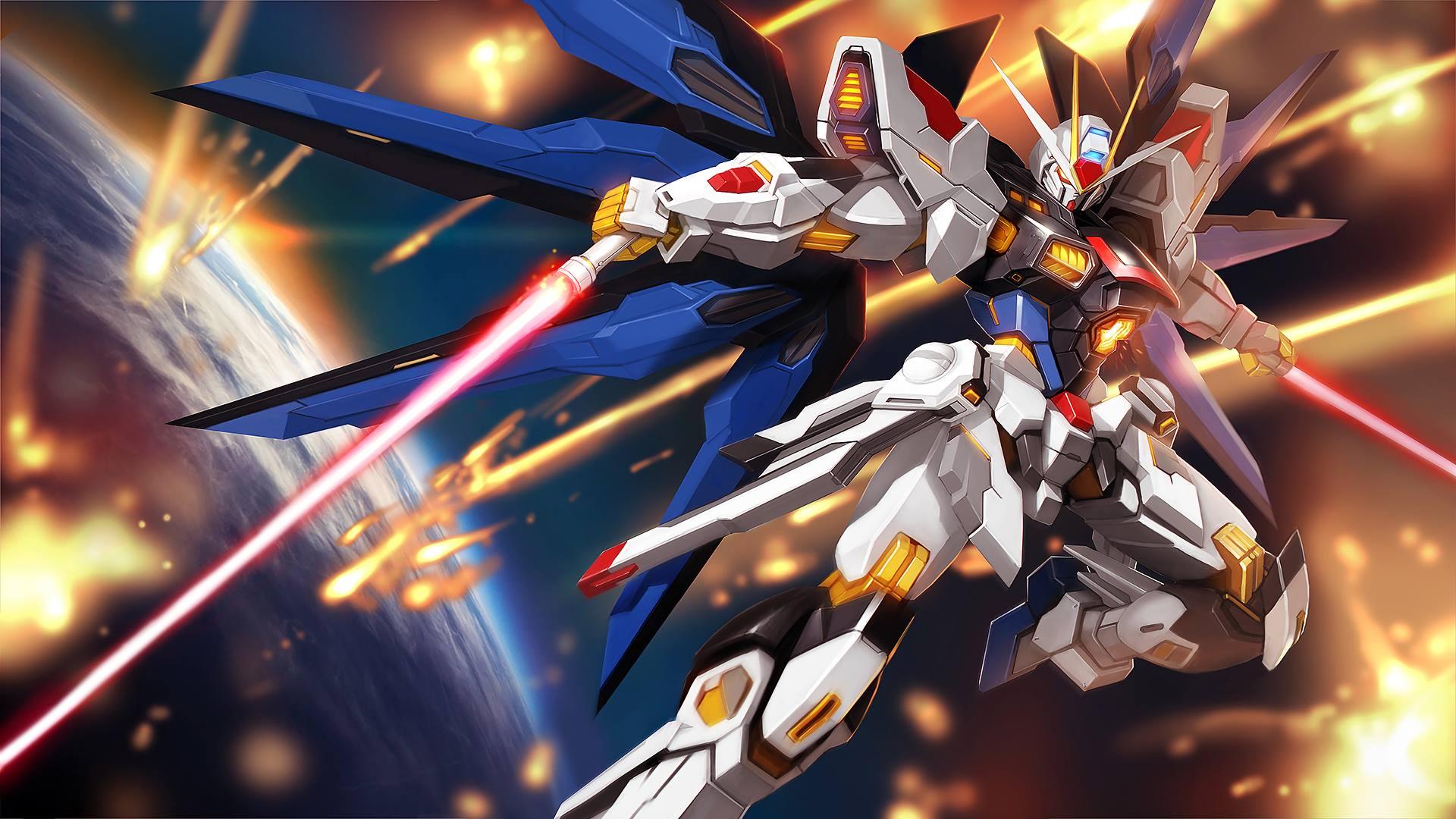 HD Wallpaper | Background ID:715075. Anime Mobile Suit Gundam …