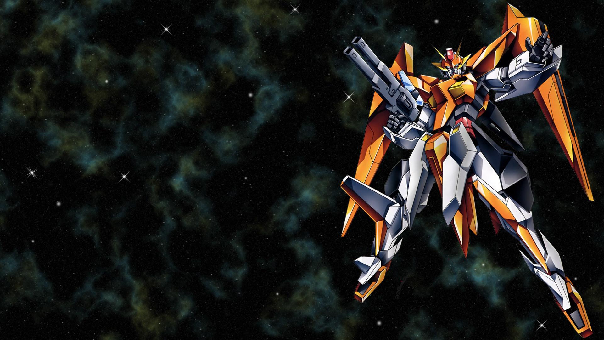View Fullsize GN-007 Arios Gundam Image