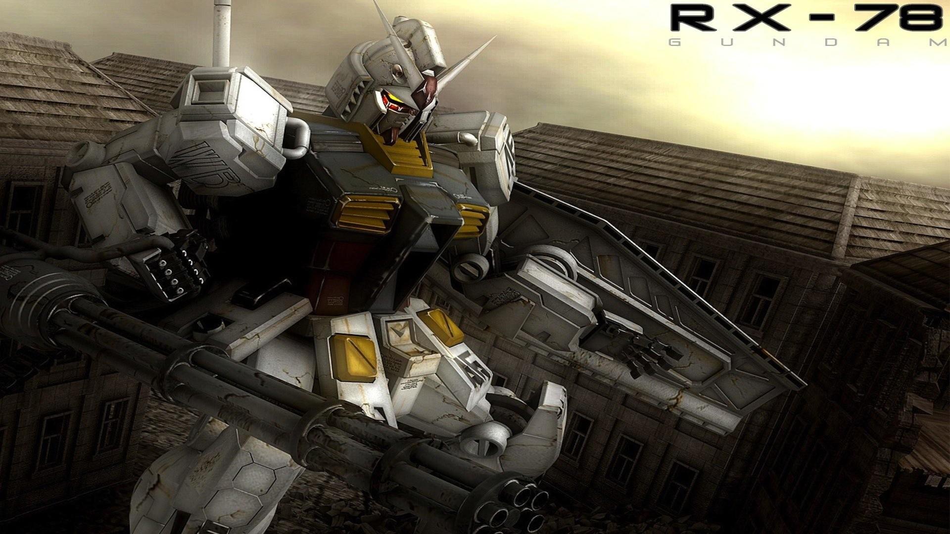 Anime – Gundam Wallpaper