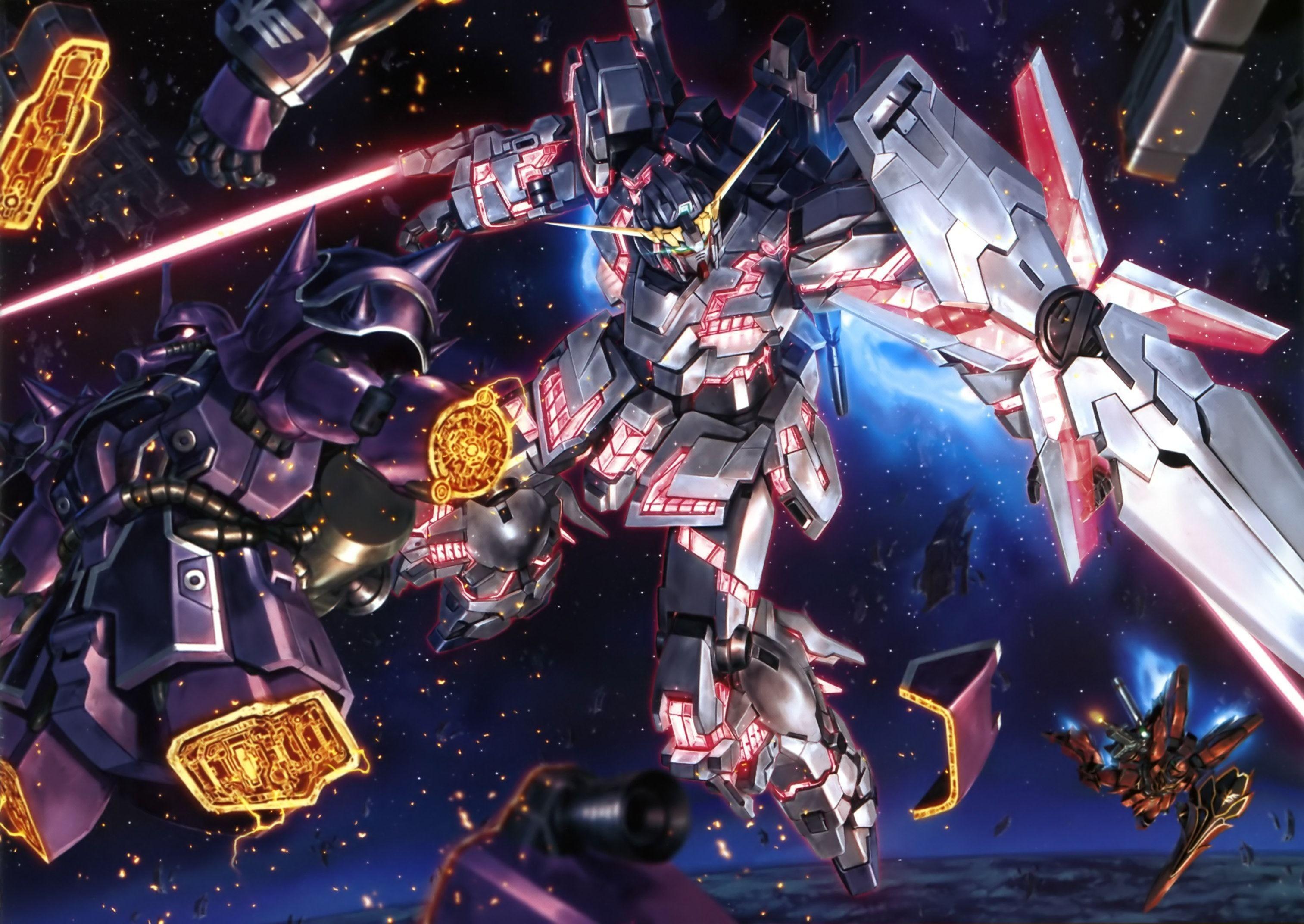 Unicorn Gundam Wallpaper